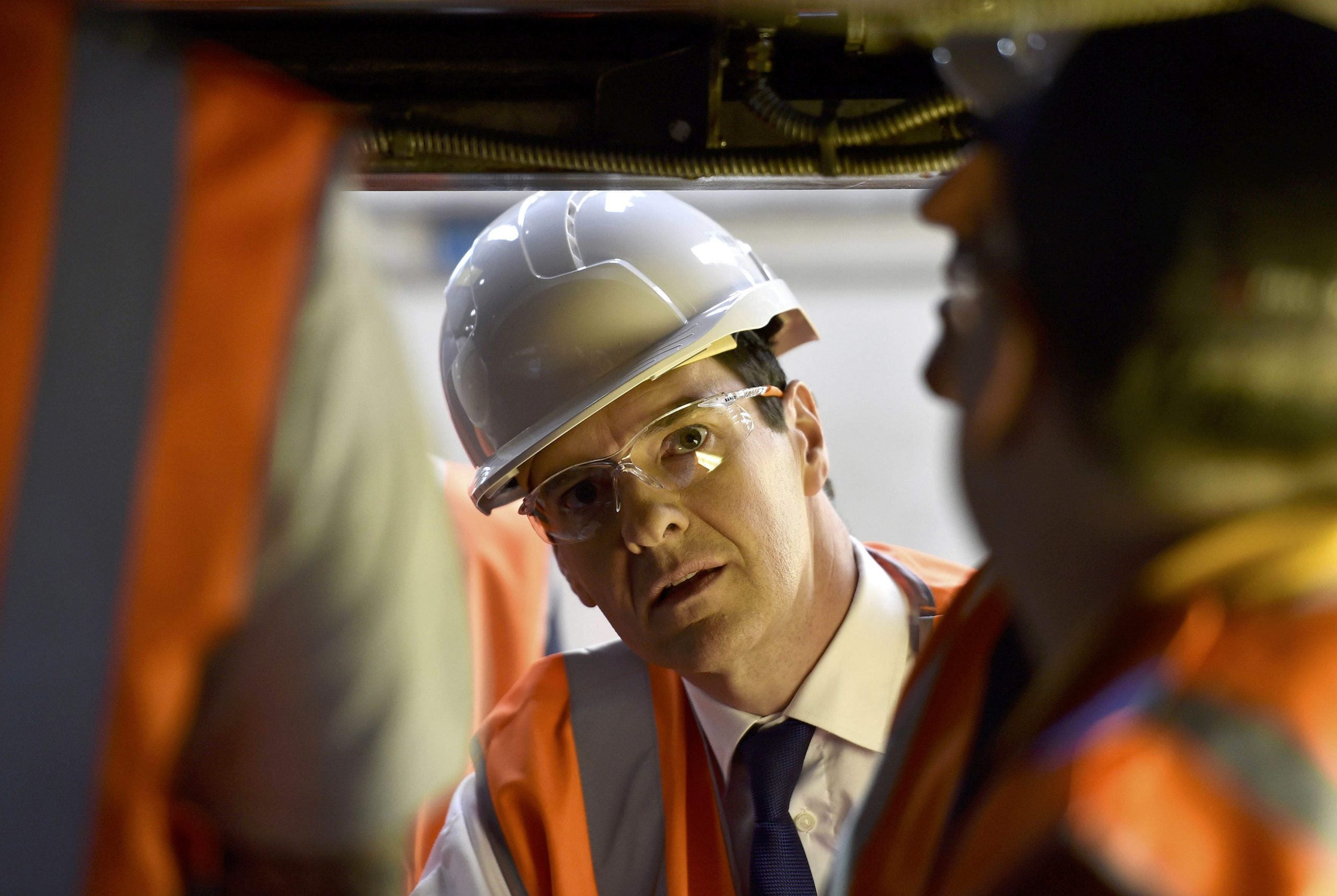 Following the unemployment figures, has George Osborne's recovery run out of steam?