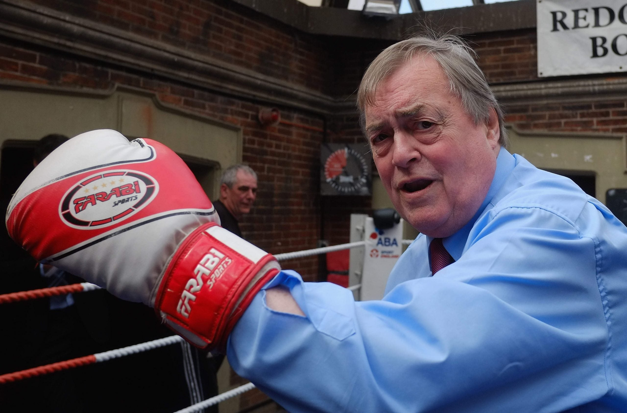 """John Prescott on Labour: """"This must be the worst operation I've ever seen"""""""