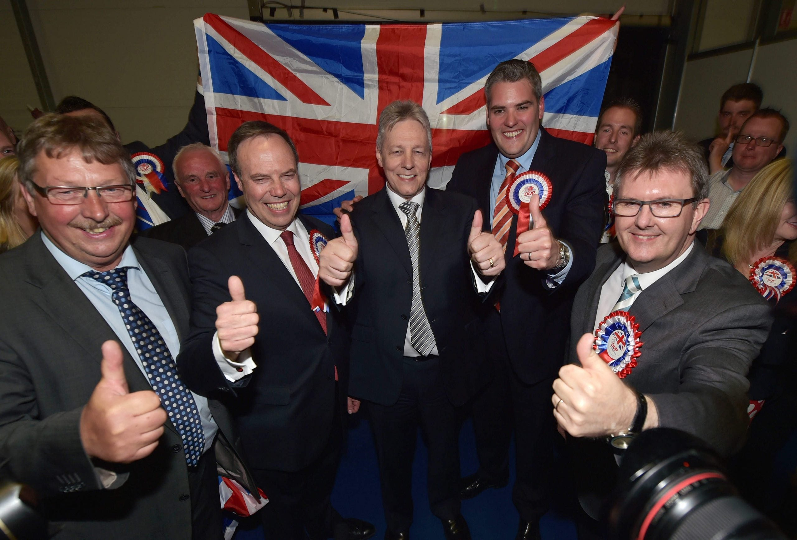 It's time to start paying attention to Northern Ireland's 18 MPs