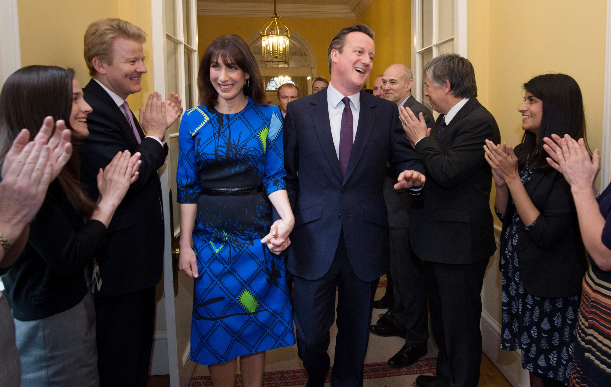 Payouts for David Cameron's inner circle will be seen as a slap in the face by many civil servants