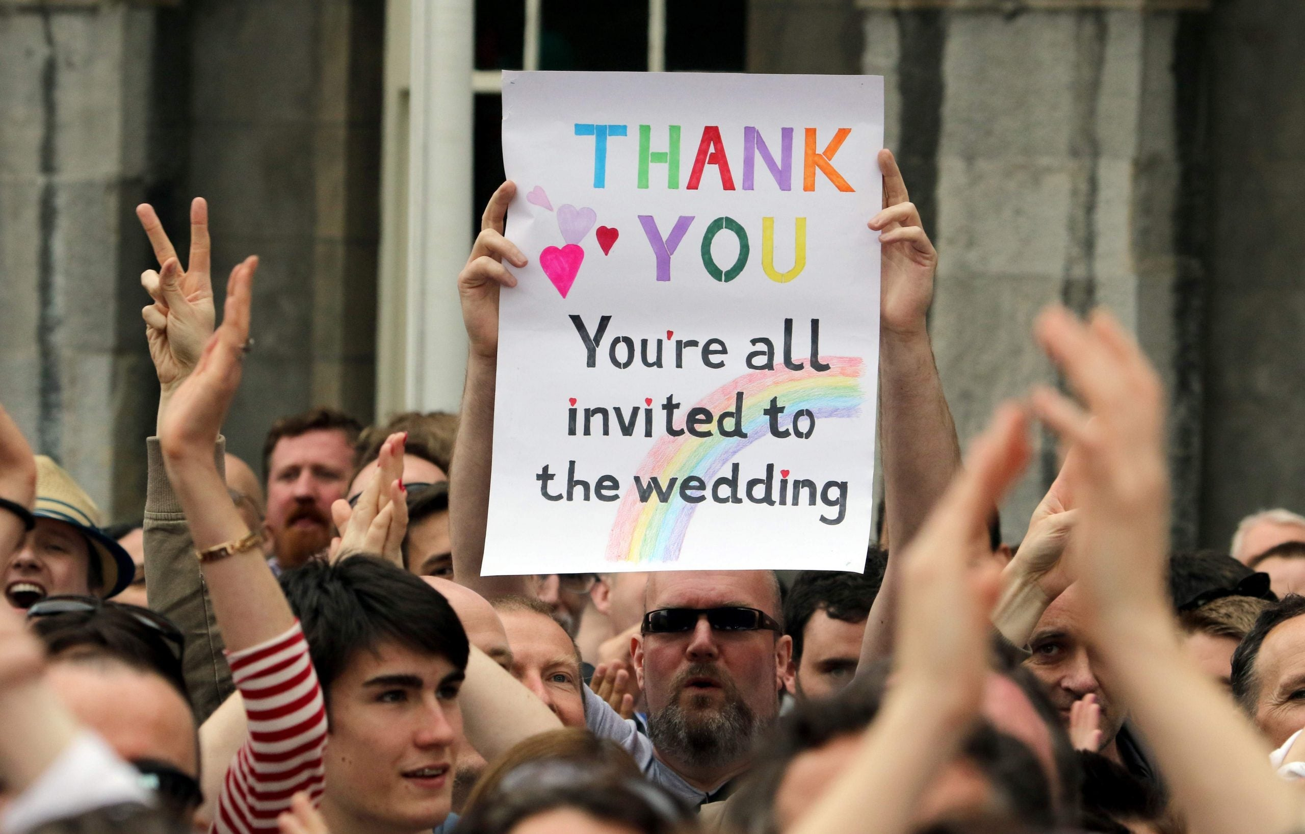 Is voting yes to same-sex marriage the first step towards a more progressive Ireland?