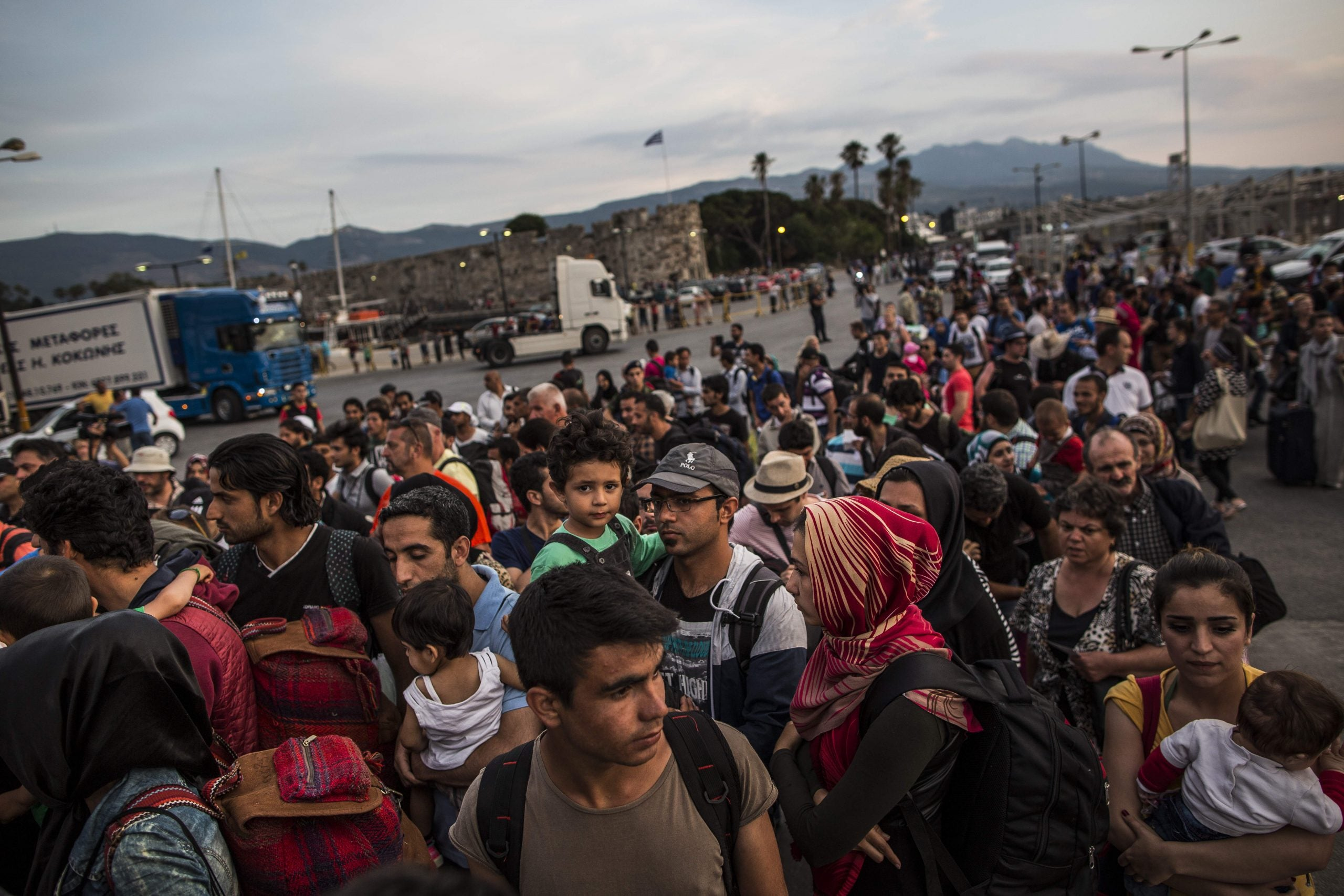 The refugee crisis shows why we must stay in Europe