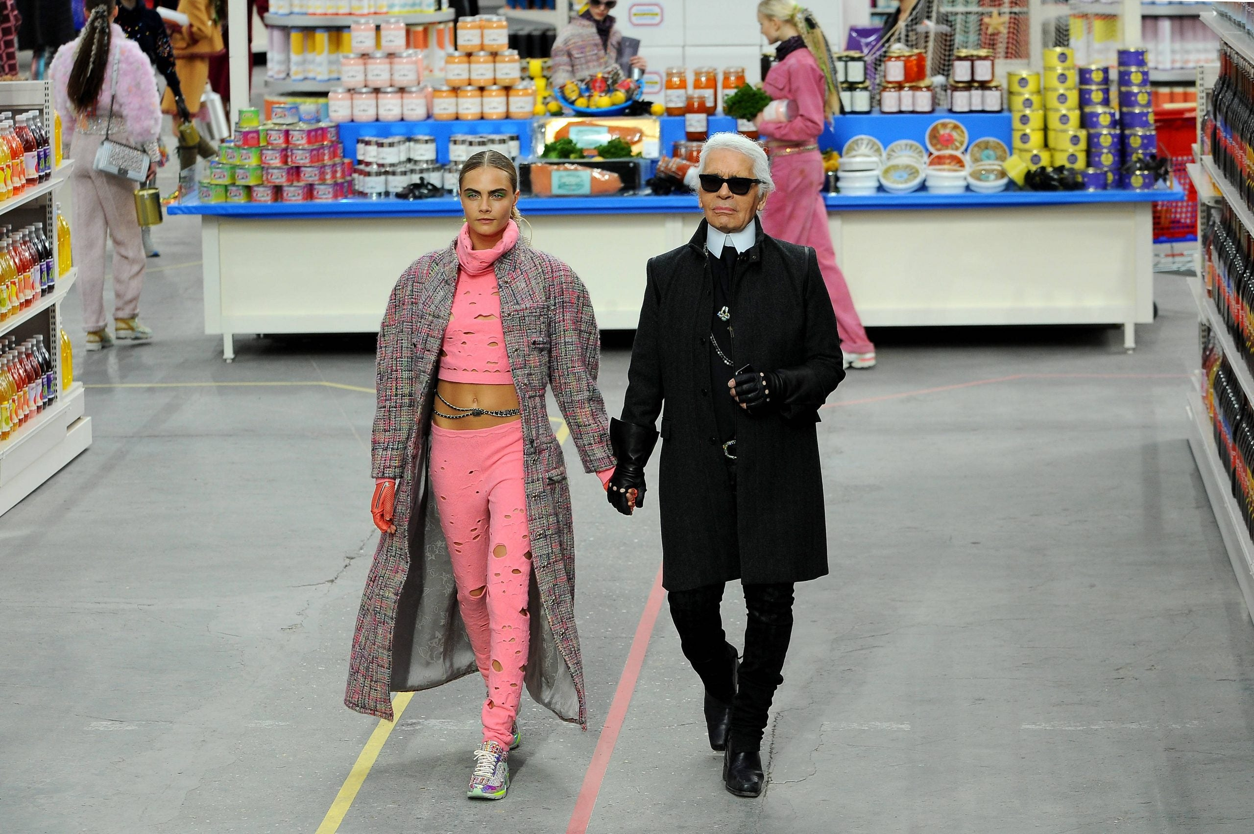 Karl Lagerfeld represented the fashion world in all its ugliness. That's why his legacy matters