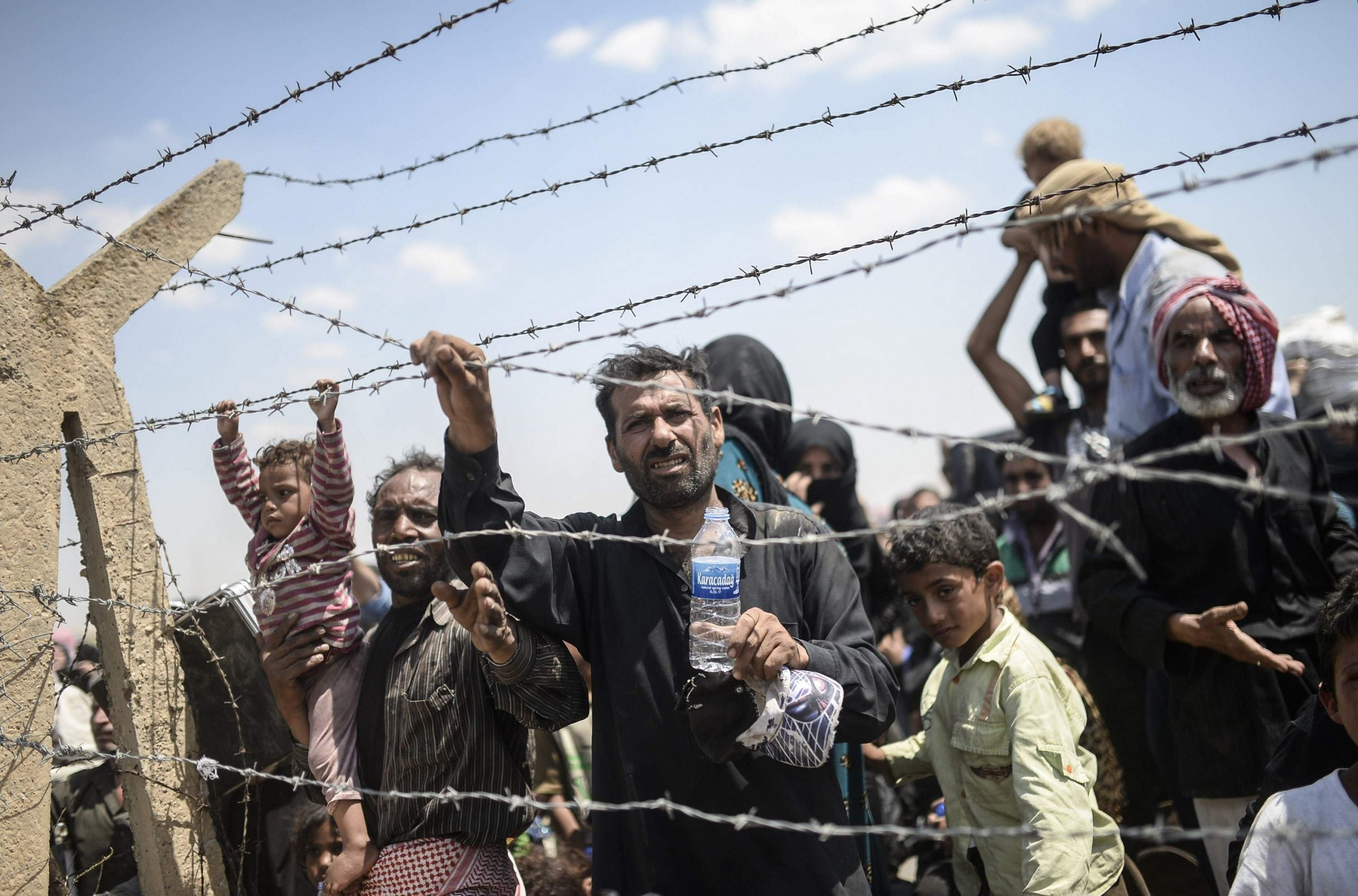 We need to talk about the origins of the refugee crisis