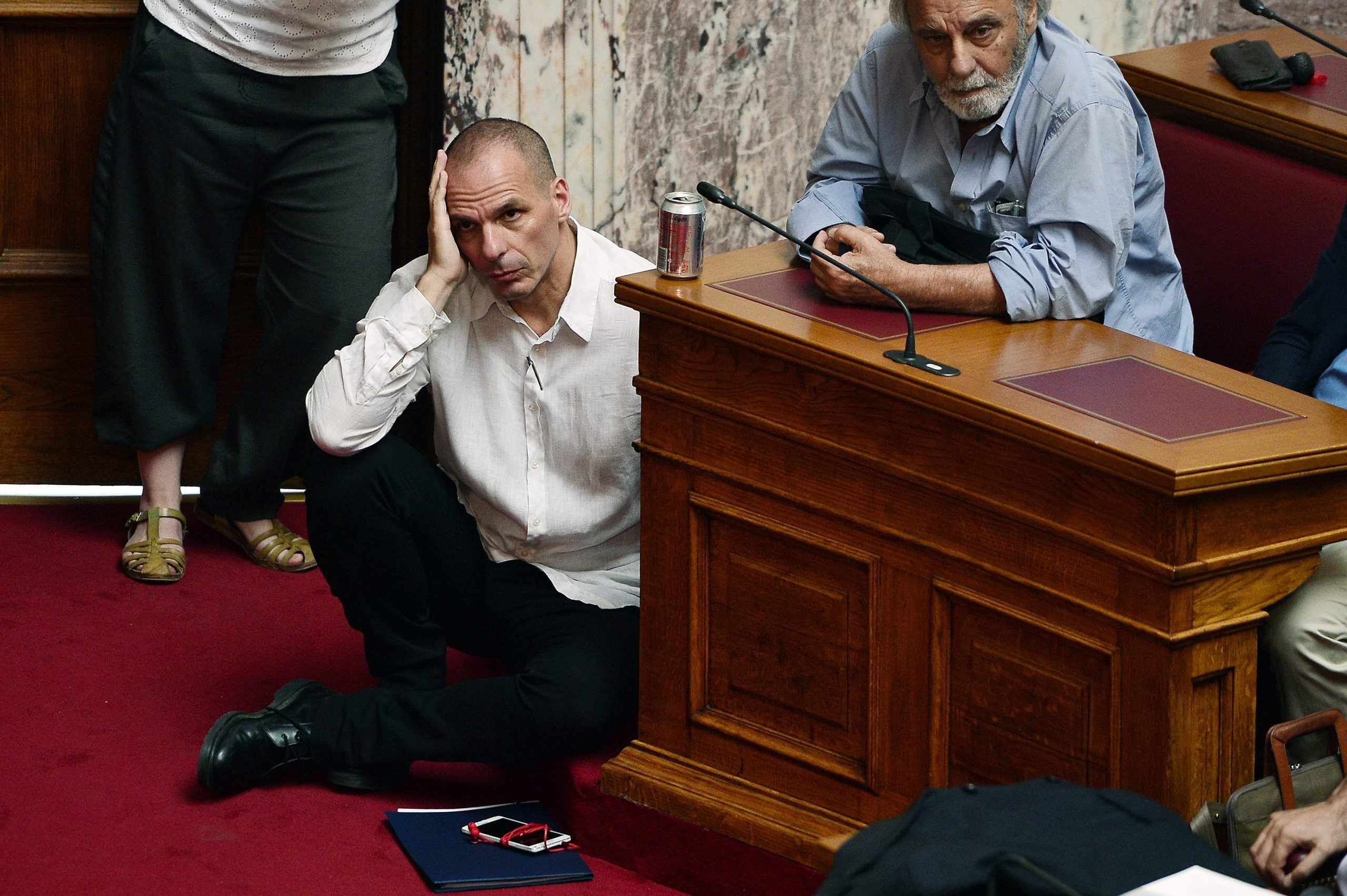 A view from Athens: we're further from Grexit than the fearmongers would have you think
