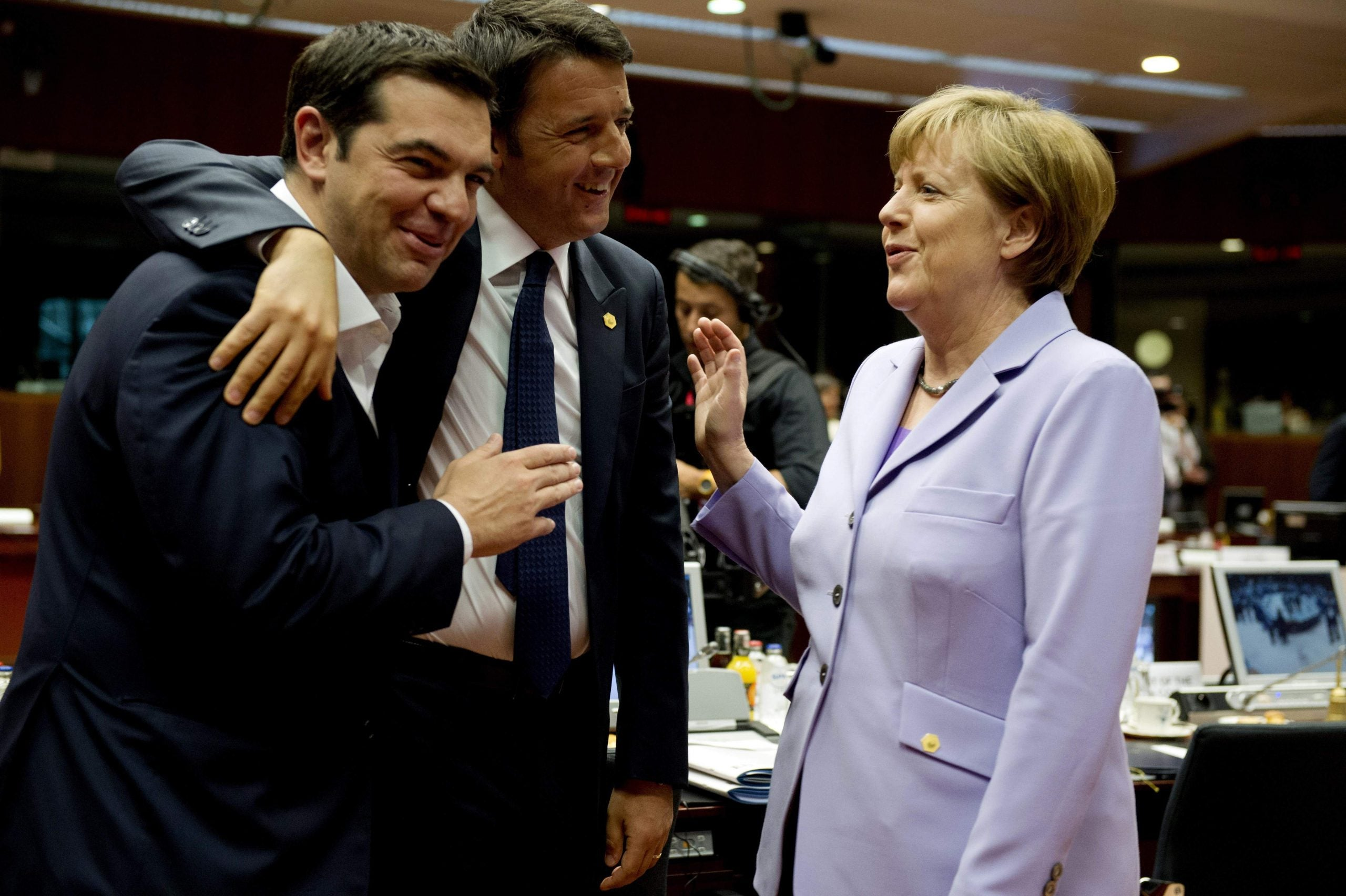 """A view from Athens: is a """"backflip"""" by Syriza in the Greek debt crisis negotiations inevitable?"""