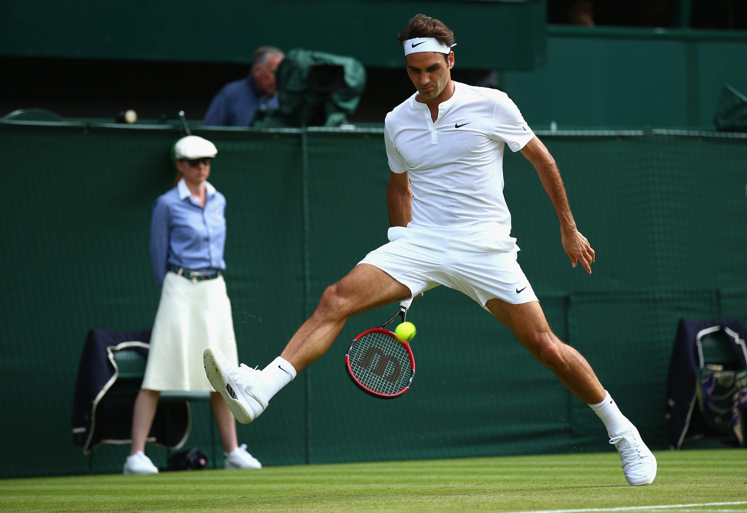 The era of the lone tennis gladiator is over – it's now a team sport