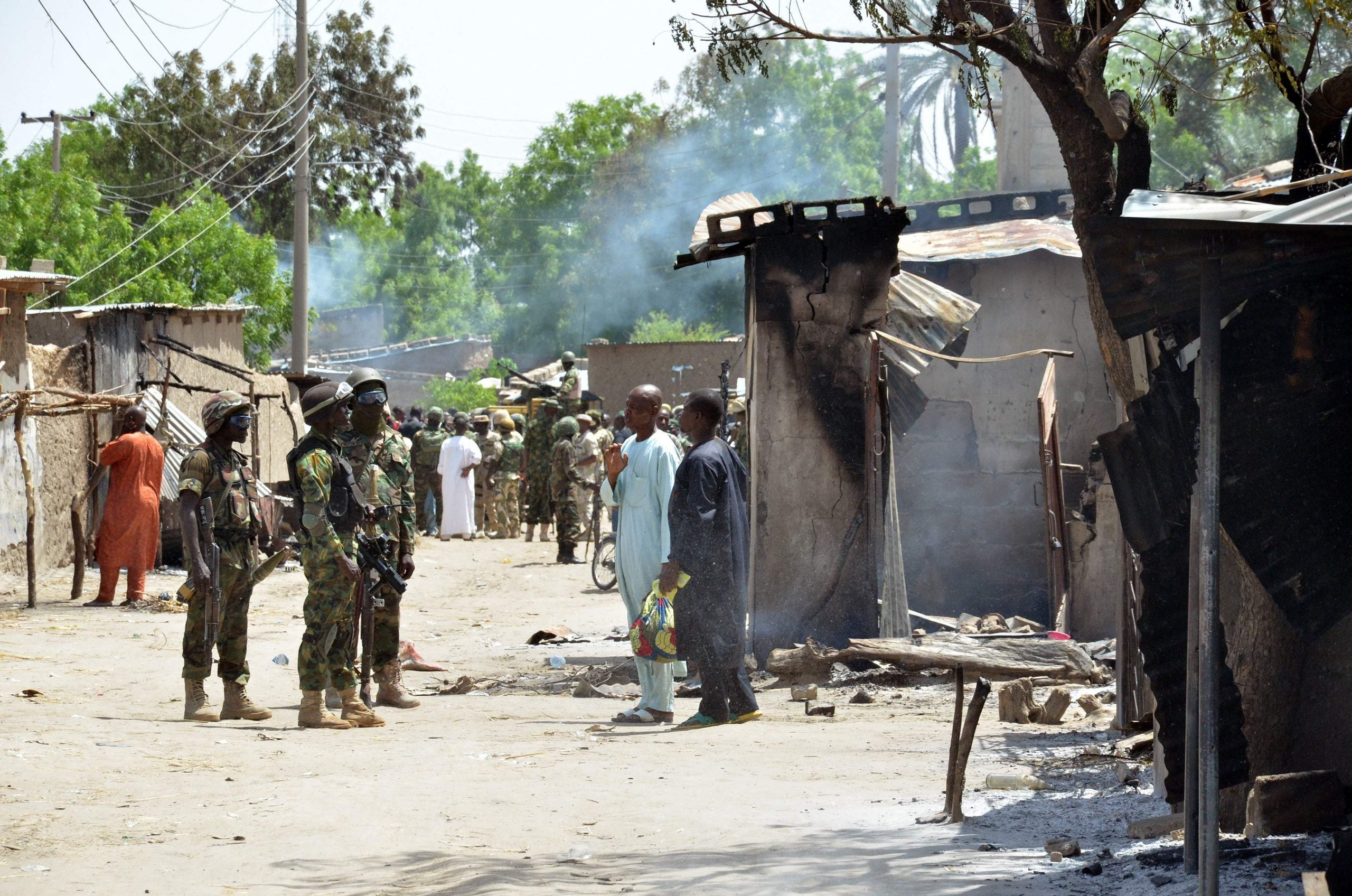 Scarred lands: visiting the villages Boko Haram left behind reveals the toxic legacy of terrorism