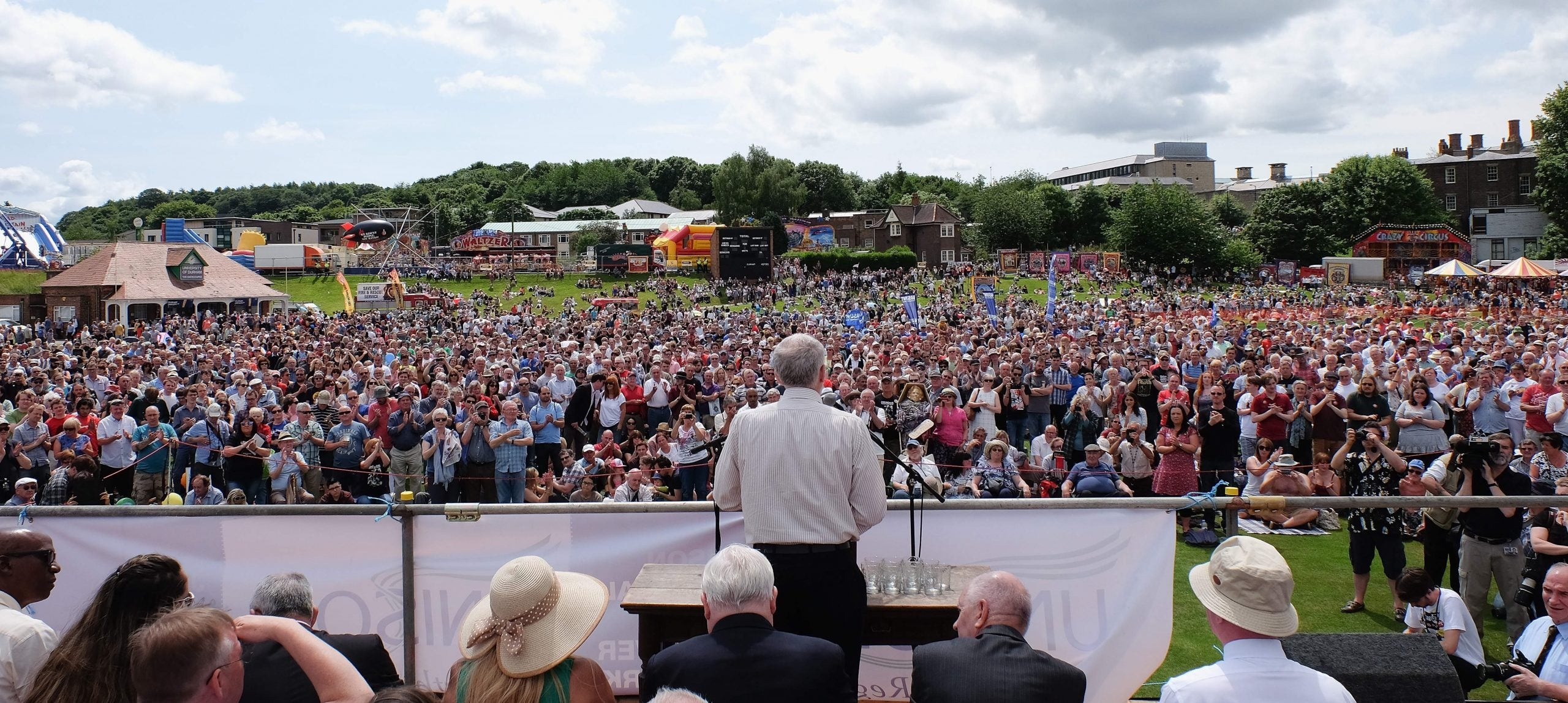Don't demonise the rabble: why everything you think about crowds is wrong