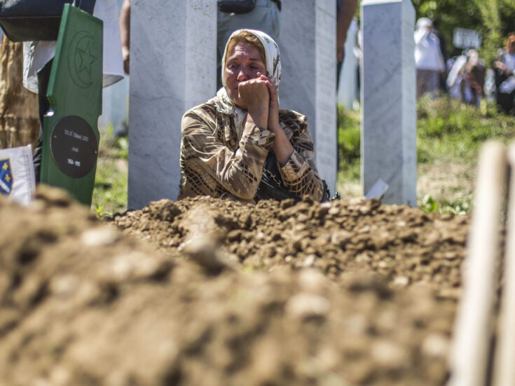 The Srebrenica massacre reminds us that genocide starts with words of hate