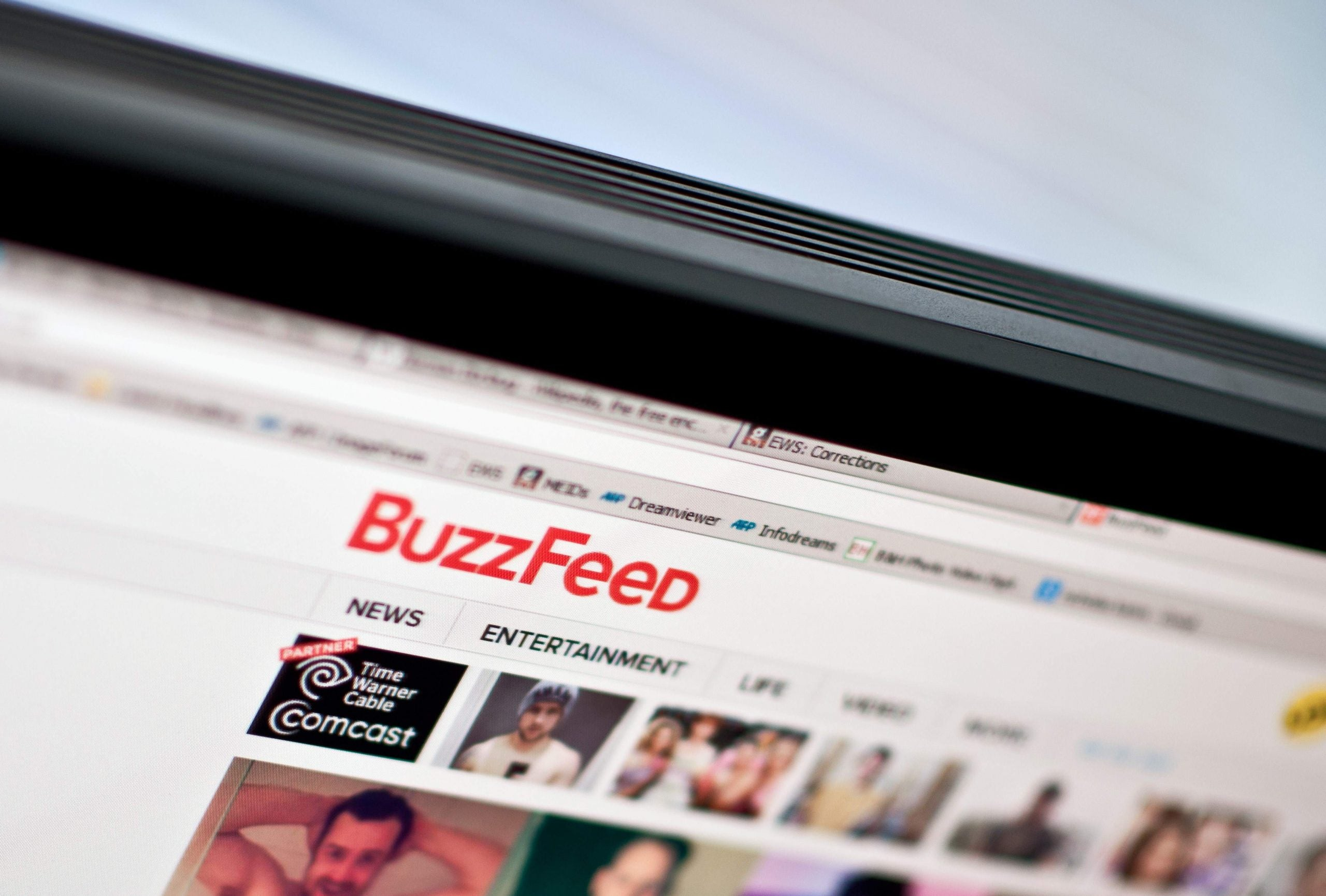 How new media firms such as Vice and BuzzFeed are losing their gloss