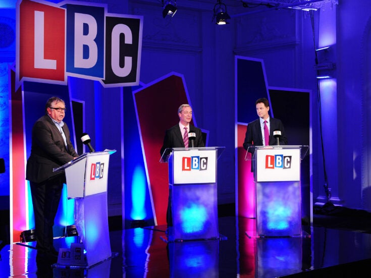 Why the success of LBC's shock jocks is unsettling the BBC