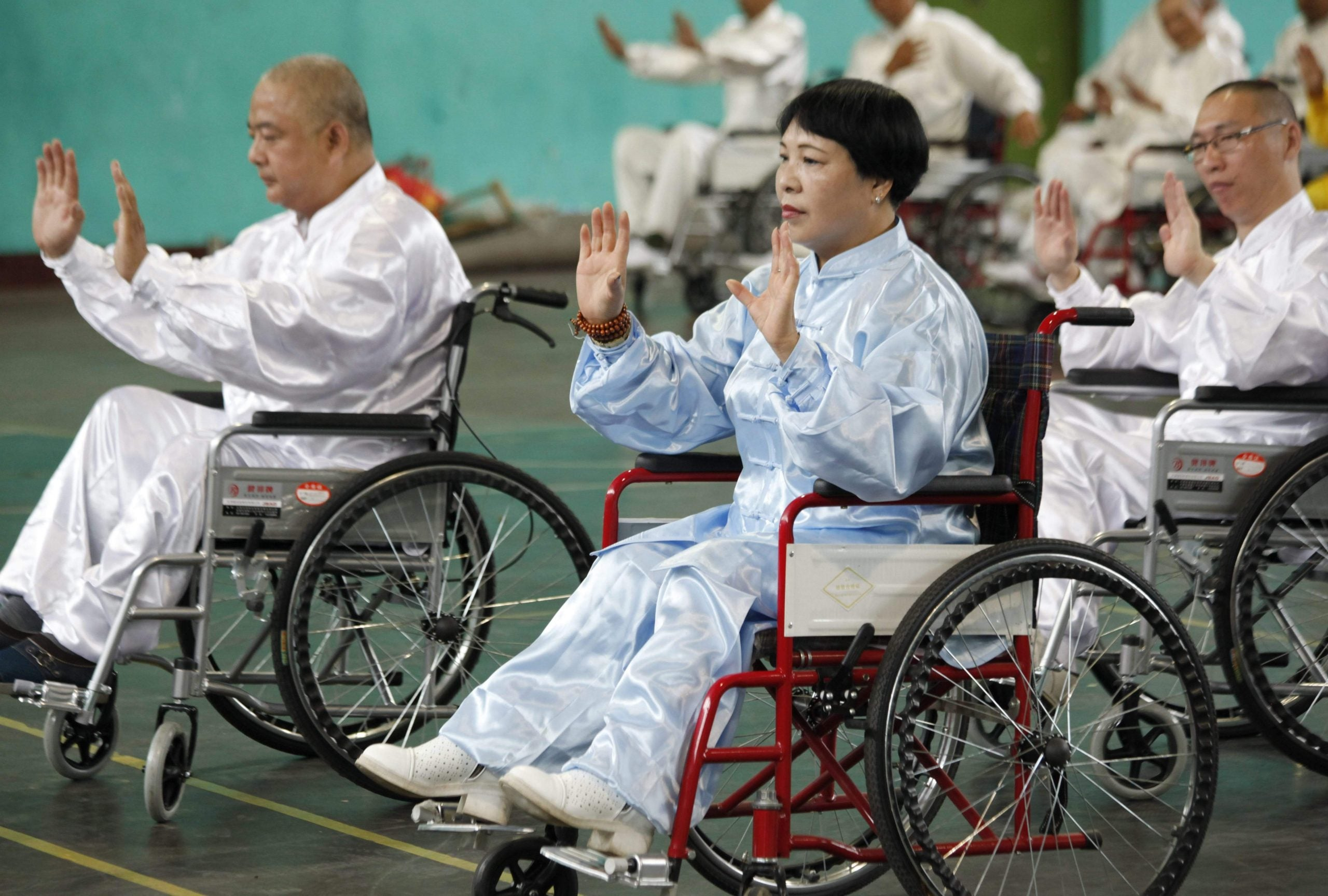 What does the end of the one-child policy mean for China's disabled population?