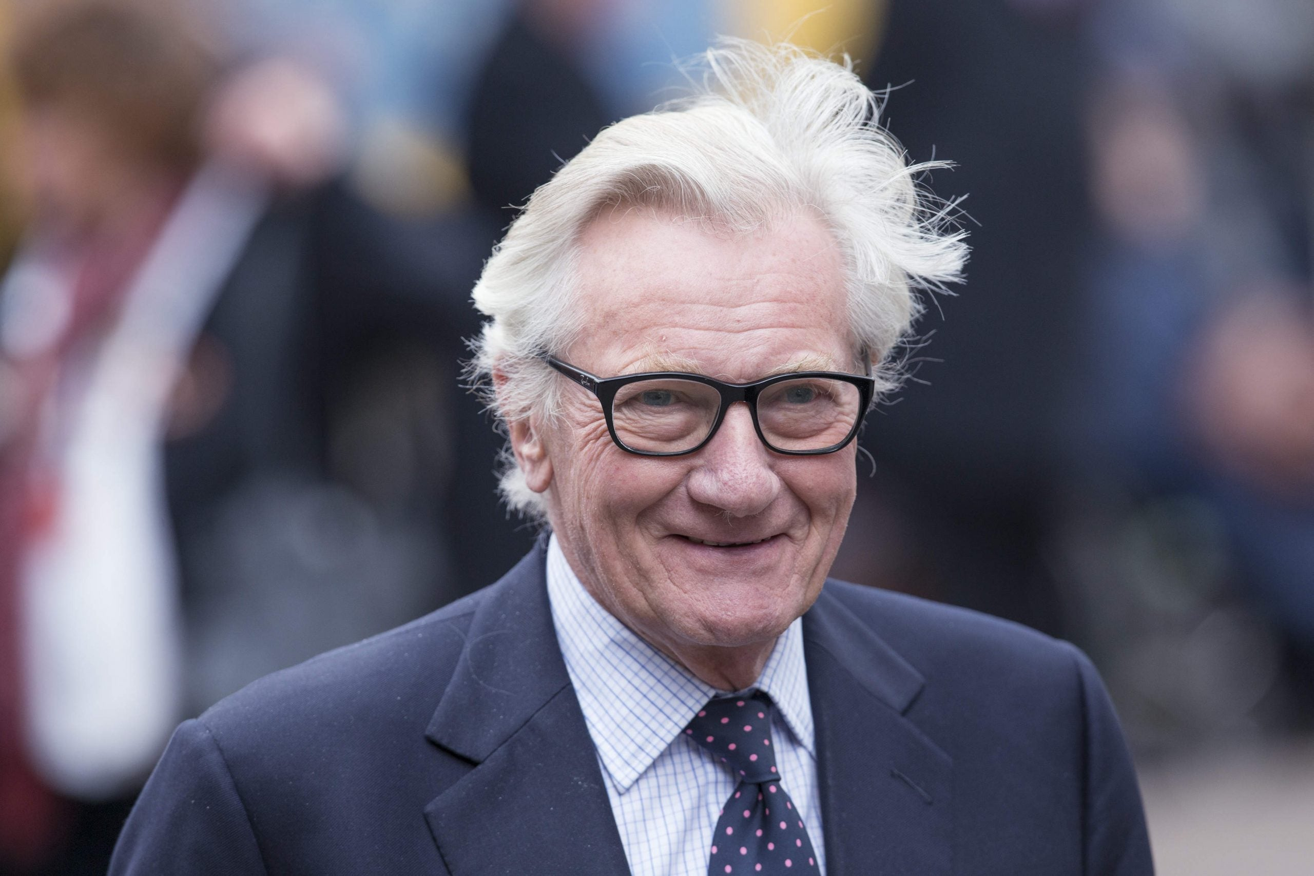 Why Michael Heseltine is still raging against Brexit
