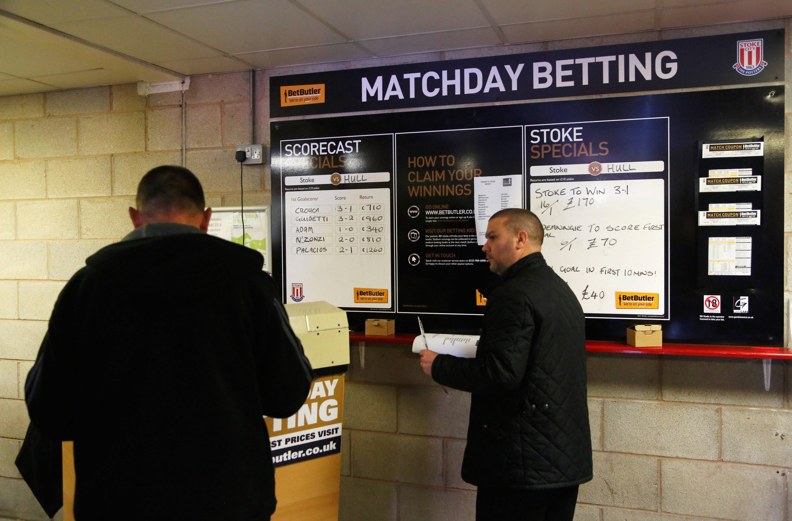 Gambling has always been a part of sport – but today, football seems a mere branch of the betting industry