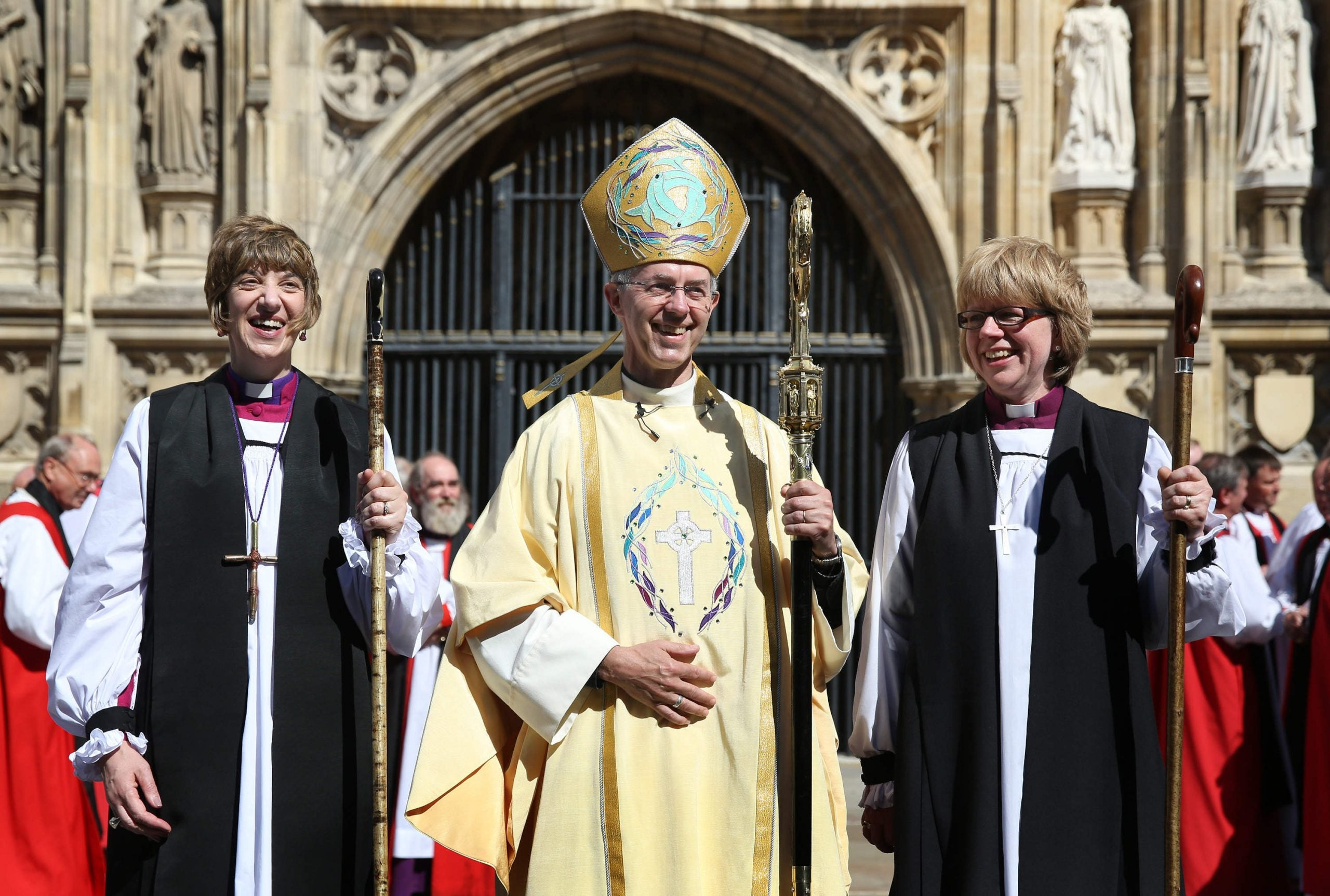 Archbishop Welby and the hidden price of being Mister Nice Guy