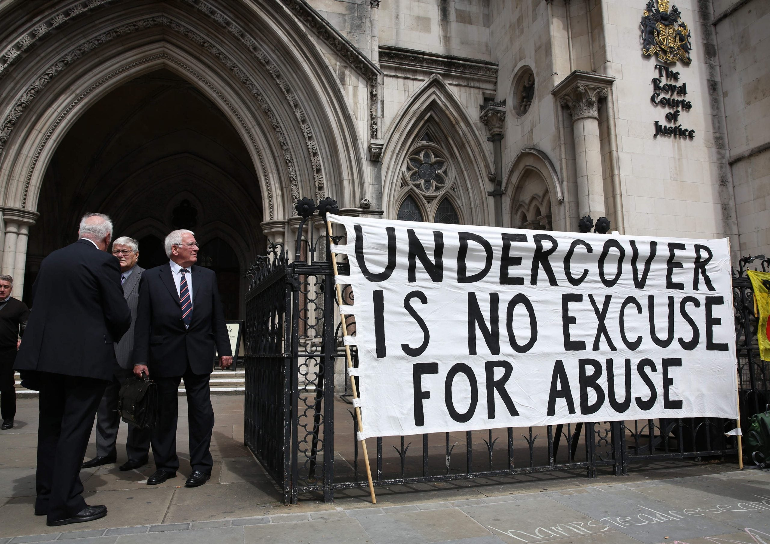 """""""It's a lonely position"""": crowdfunding for a Scottish inquiry into undercover police abuse"""