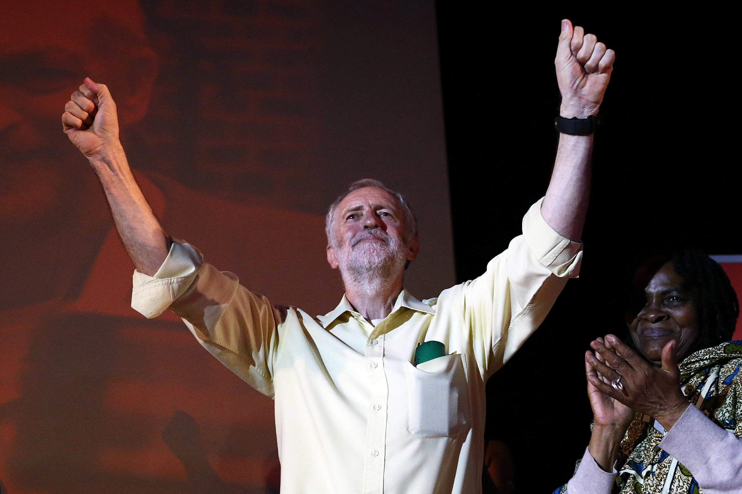 Jeremy Corbyn's victory is just the tip of the iceberg