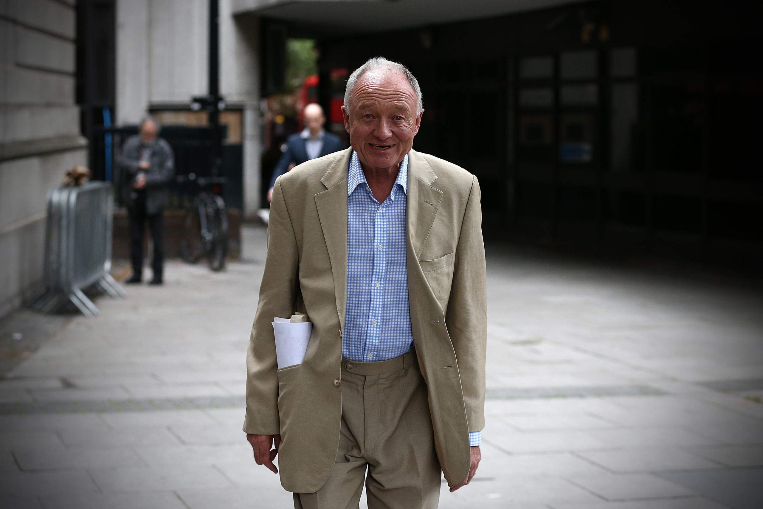 Why Jeremy Corbyn's sadness about Ken Livingstone's departure was ill-judged