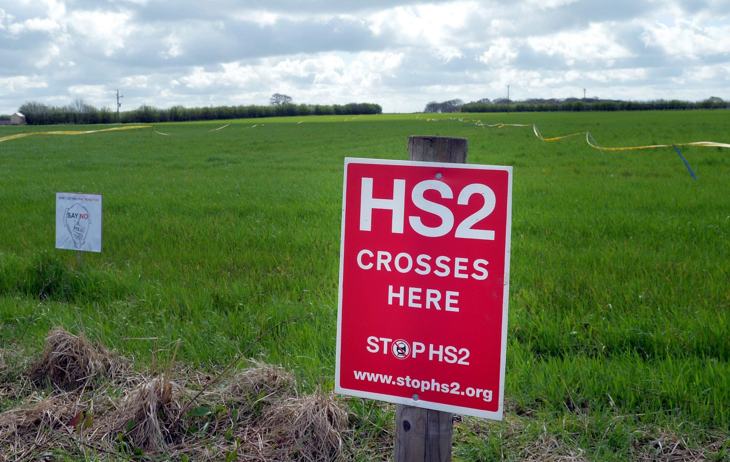 Signal Failure reveals what it's like to walk the path of HS2