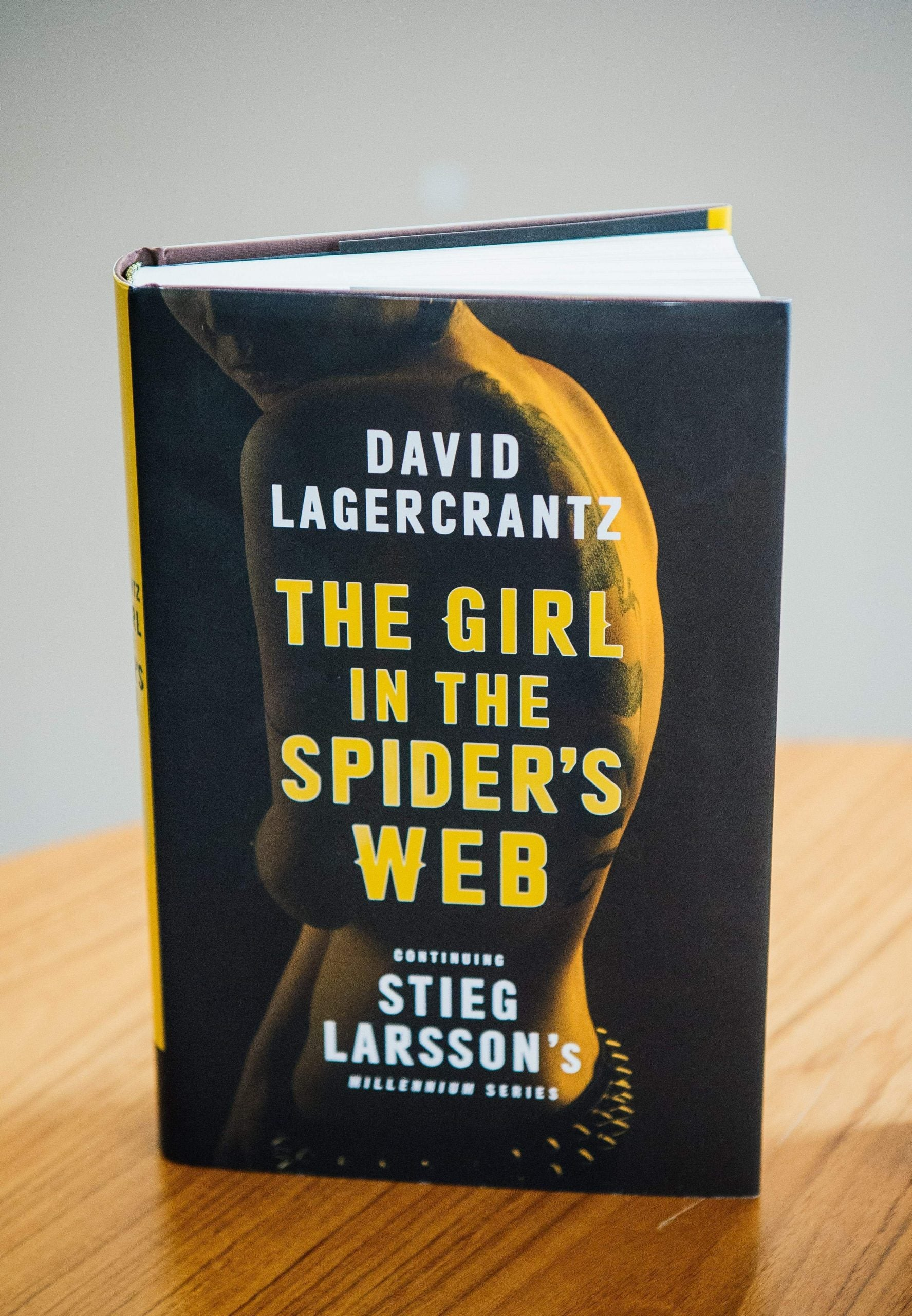 Throwing up the dead: the novelists mimicking Ian Fleming and Stieg Larsson