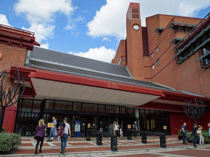 The soft power of the British Library, a Chinese Jane Eyre, and my dreams of a day at the races