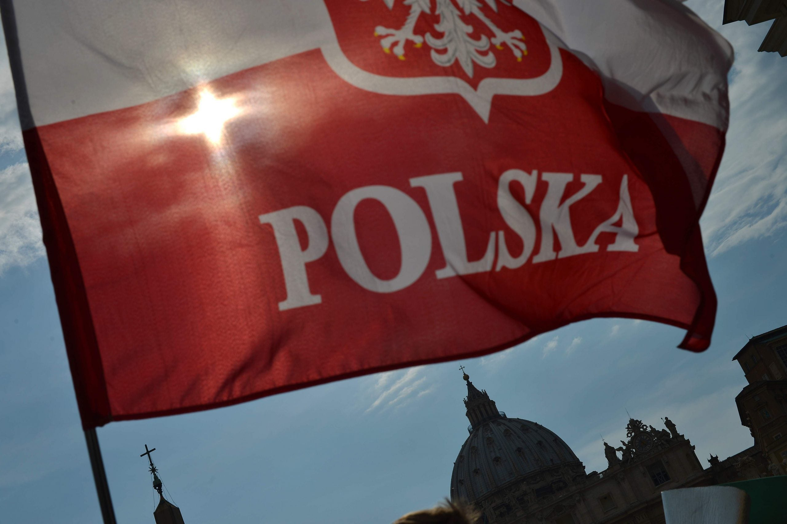 Faith, flag and football: how the Polish game developed a white supremacist fringe