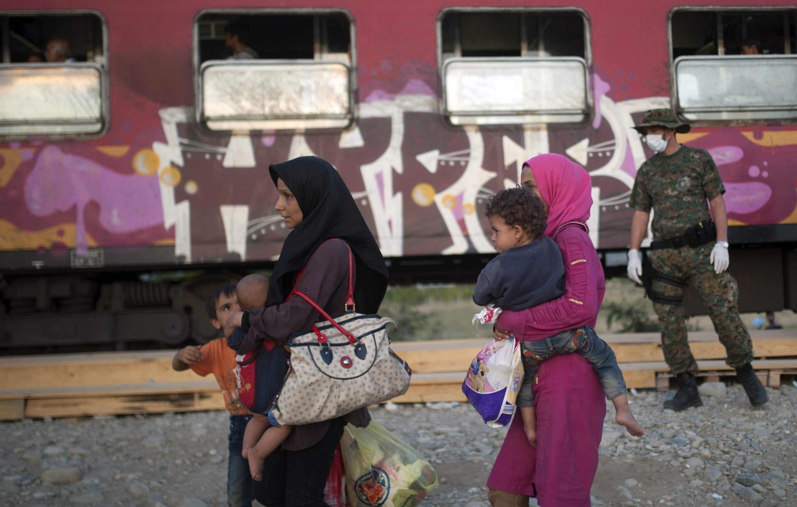 Why prioritising women and children in the refugee crisis is a terrible idea