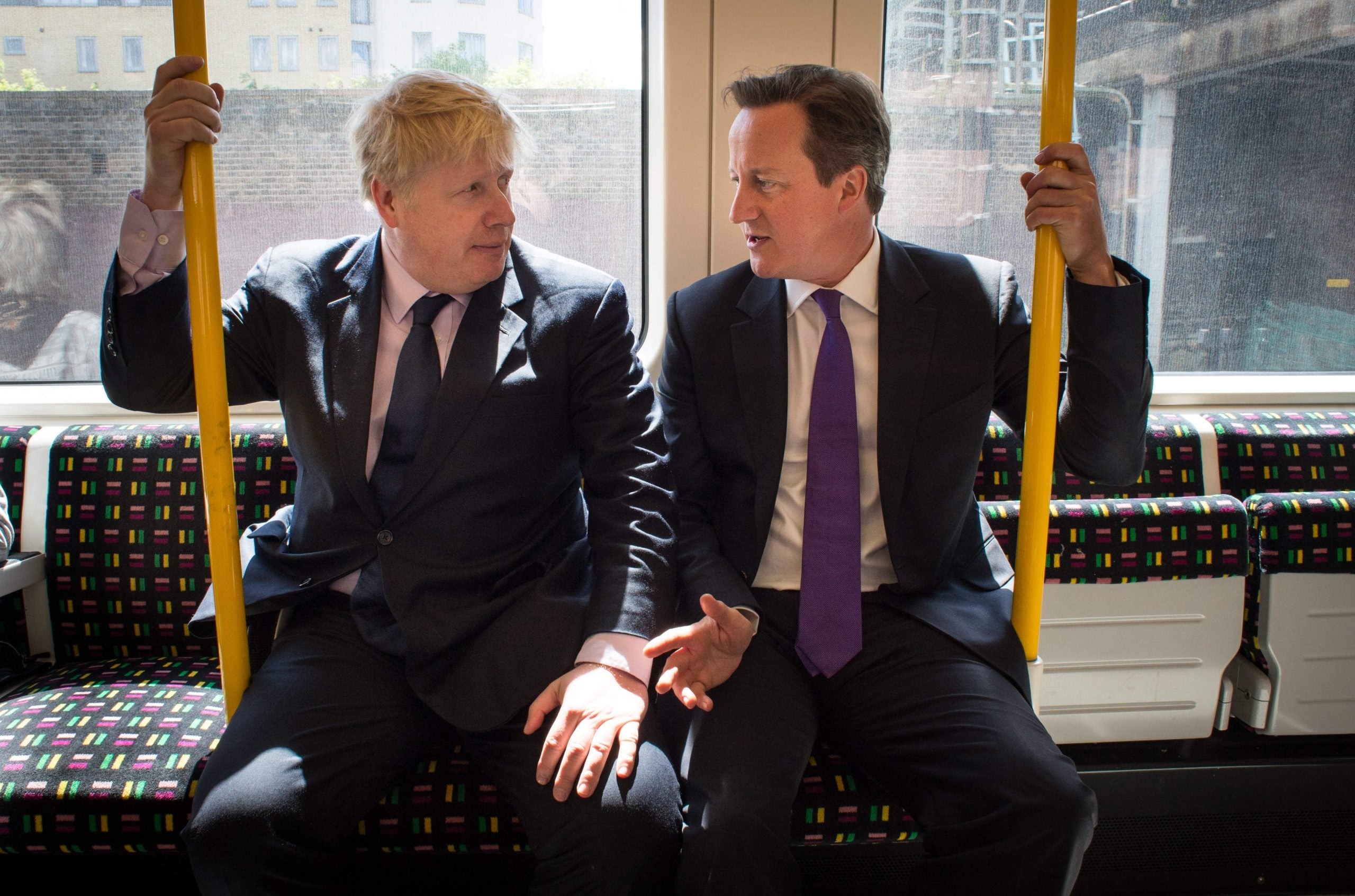 Why as far as the referendum is concerned, it really all is about Boris (and Dave)