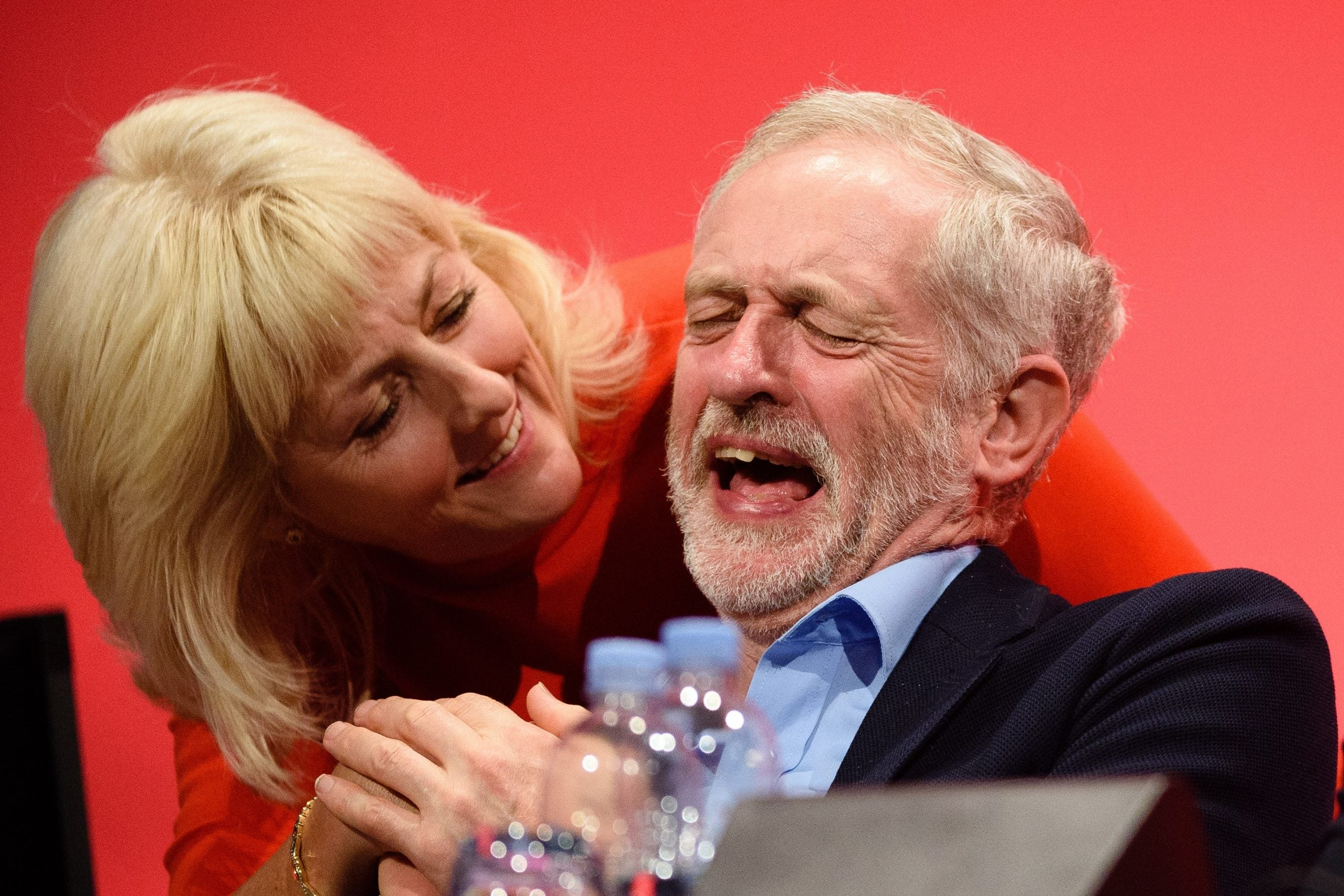 The candidate Labour MPs want to succeed Jennie Formby