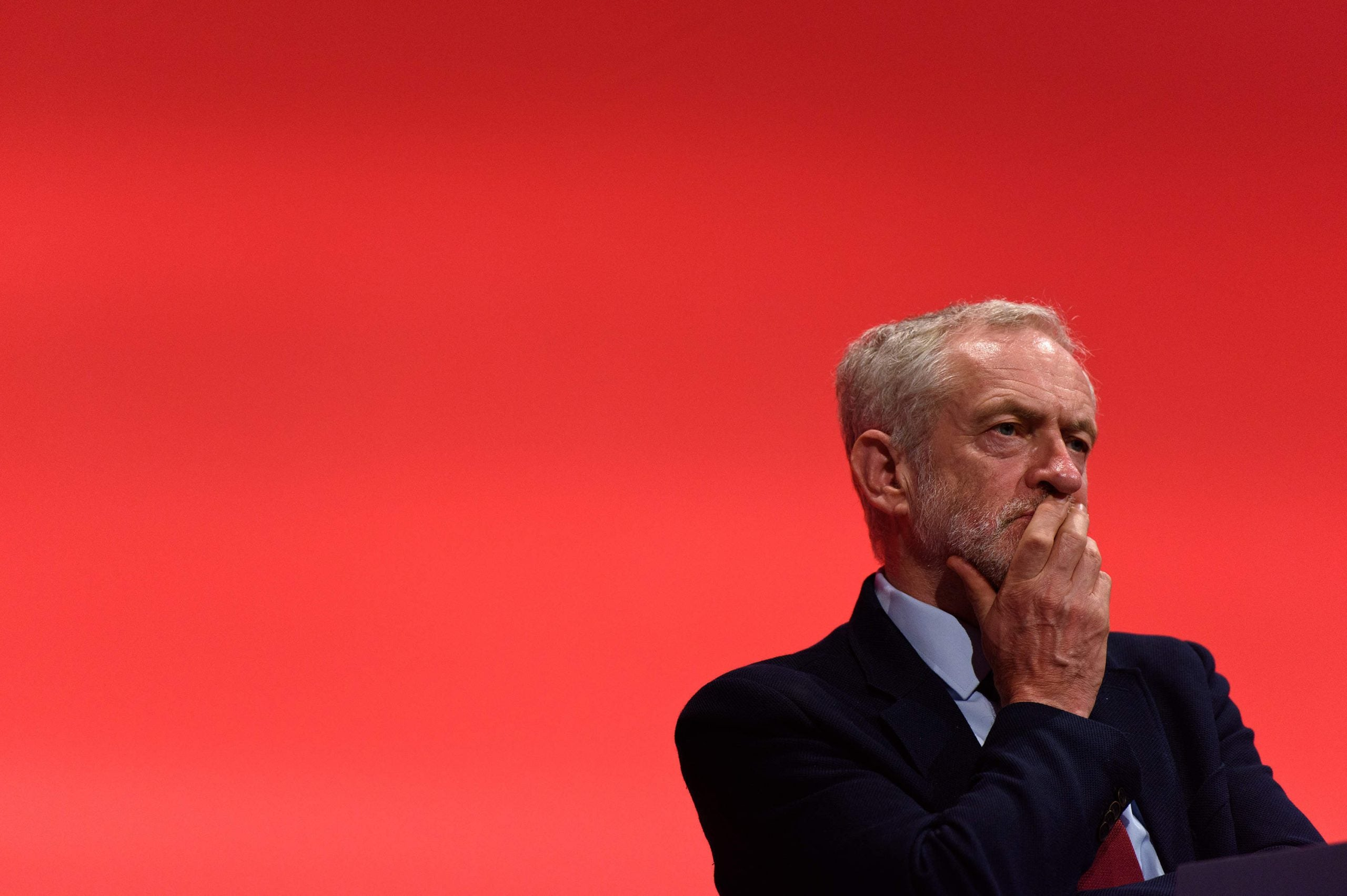 Labour's Syria split shows Jeremy Corbyn needs to choose between peace and war with his MPs