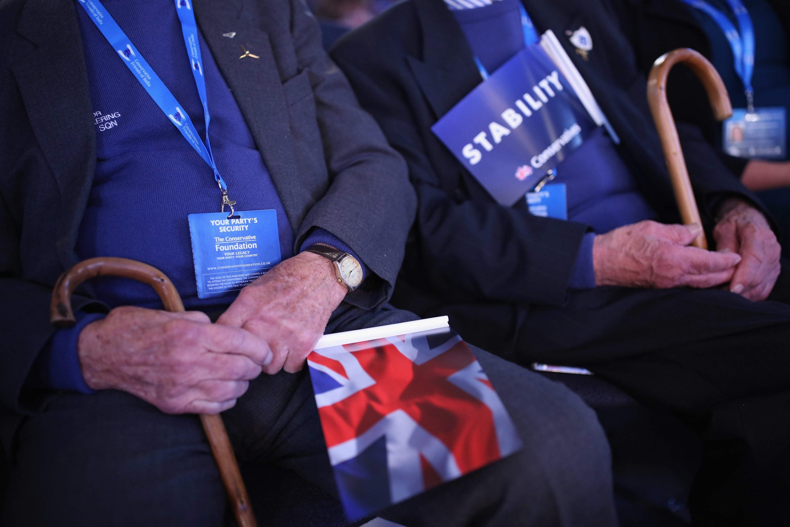 It's not just workers that the Conservatives are letting down