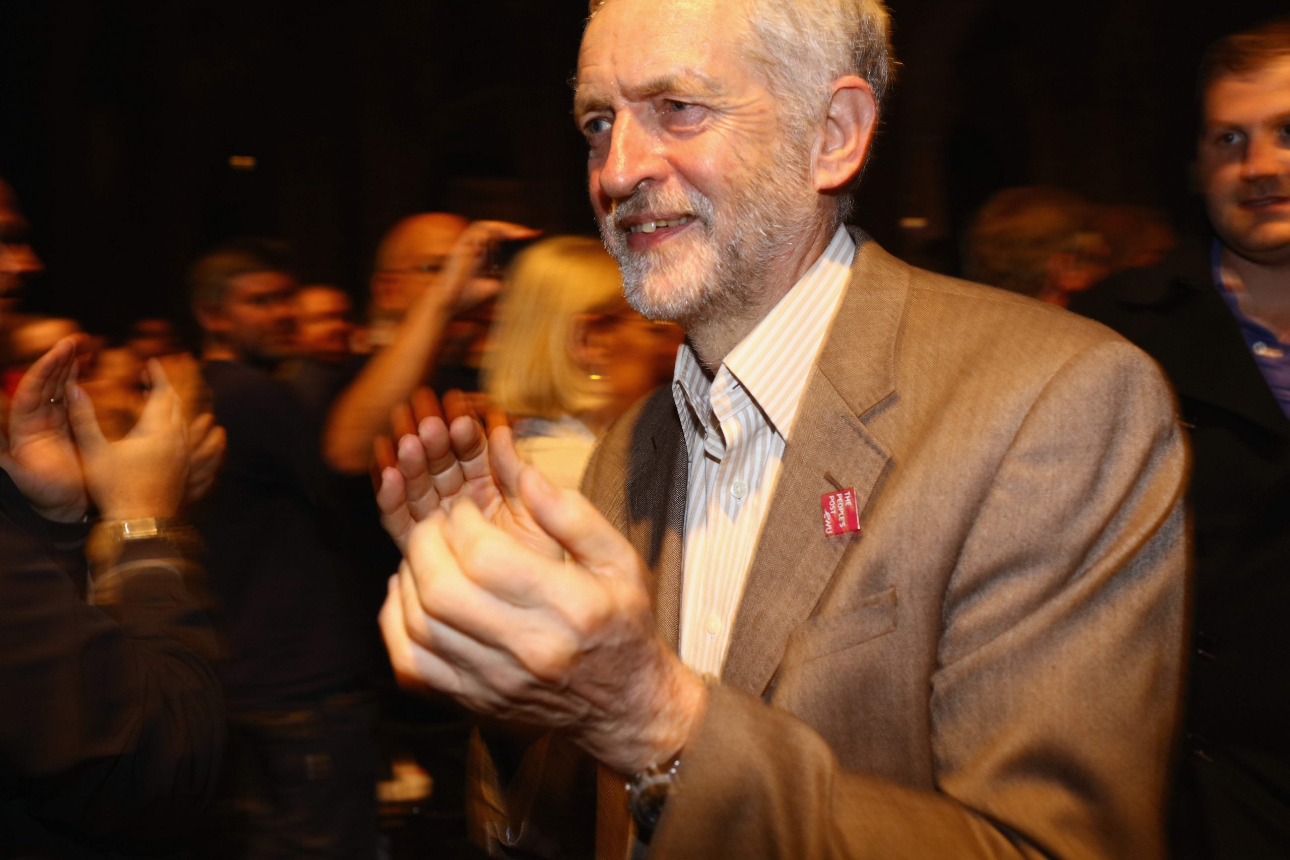 Jeremy Corbyn won because he offered something the others didn't: love