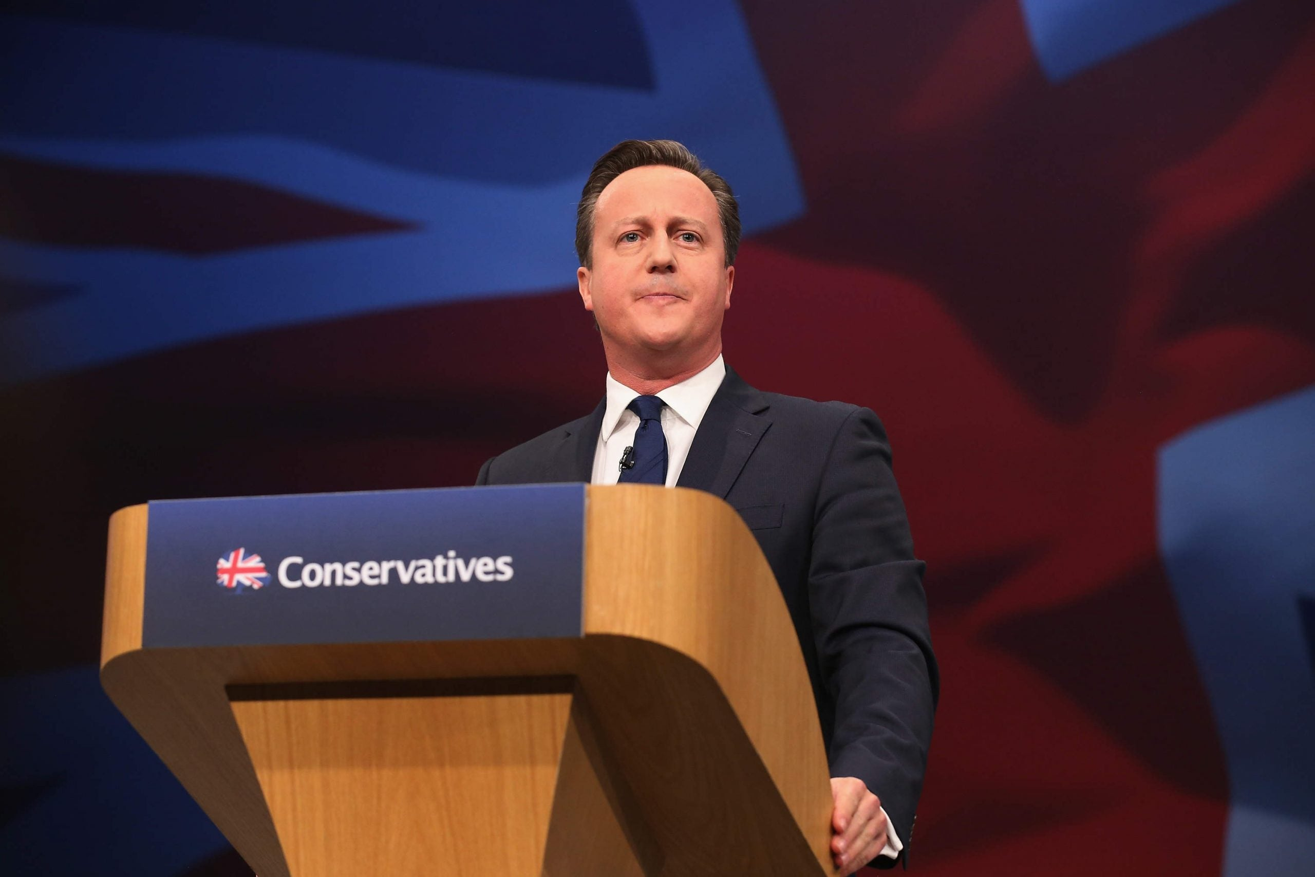 The Tories' aim is to put Labour out of business for good