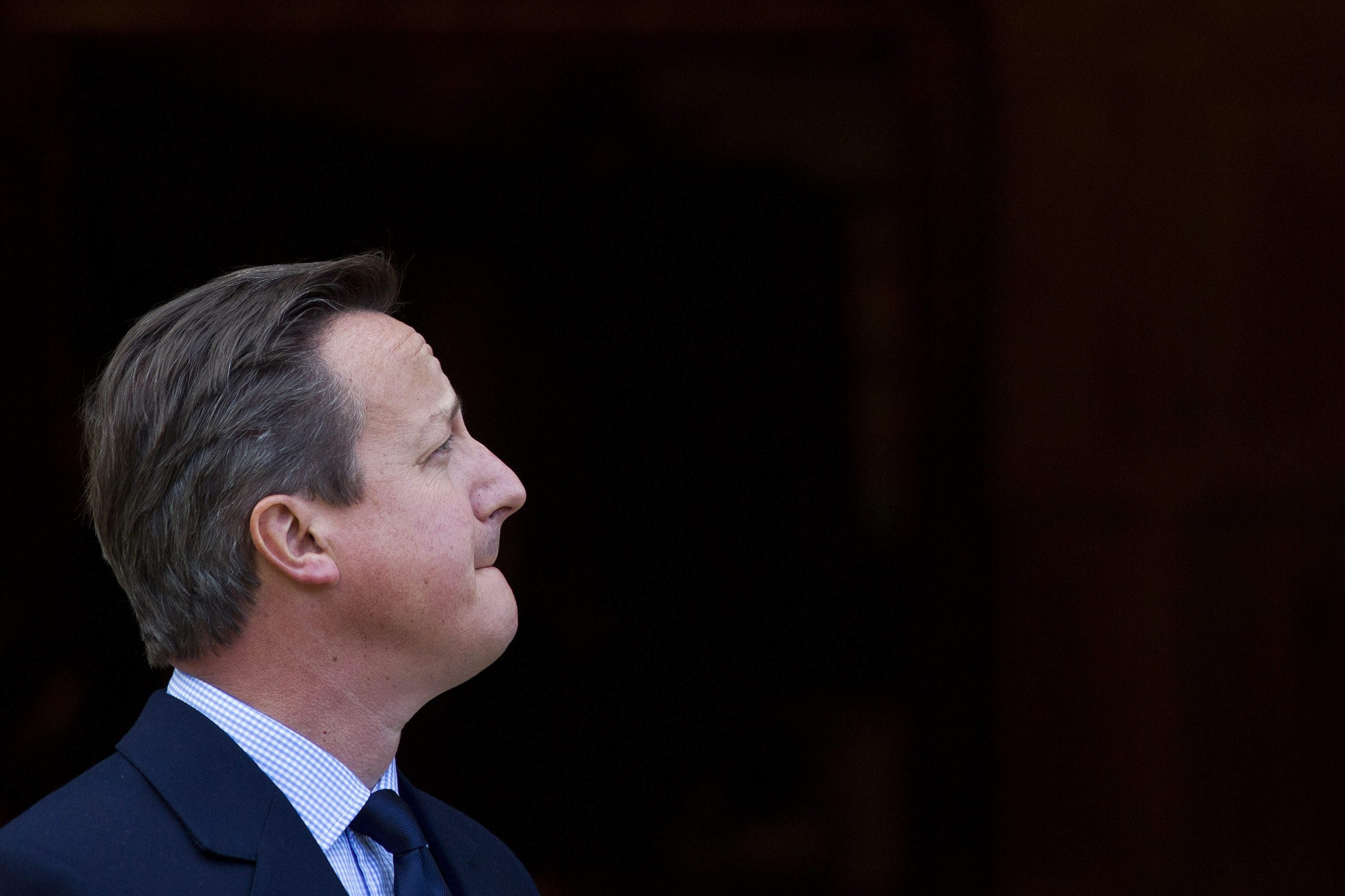 What does David Cameron have against young people?