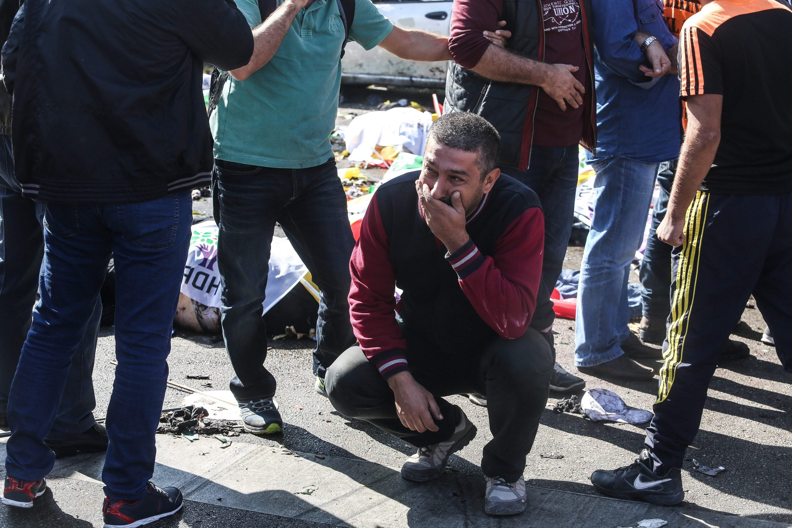 Fears of instability after the Ankara attack