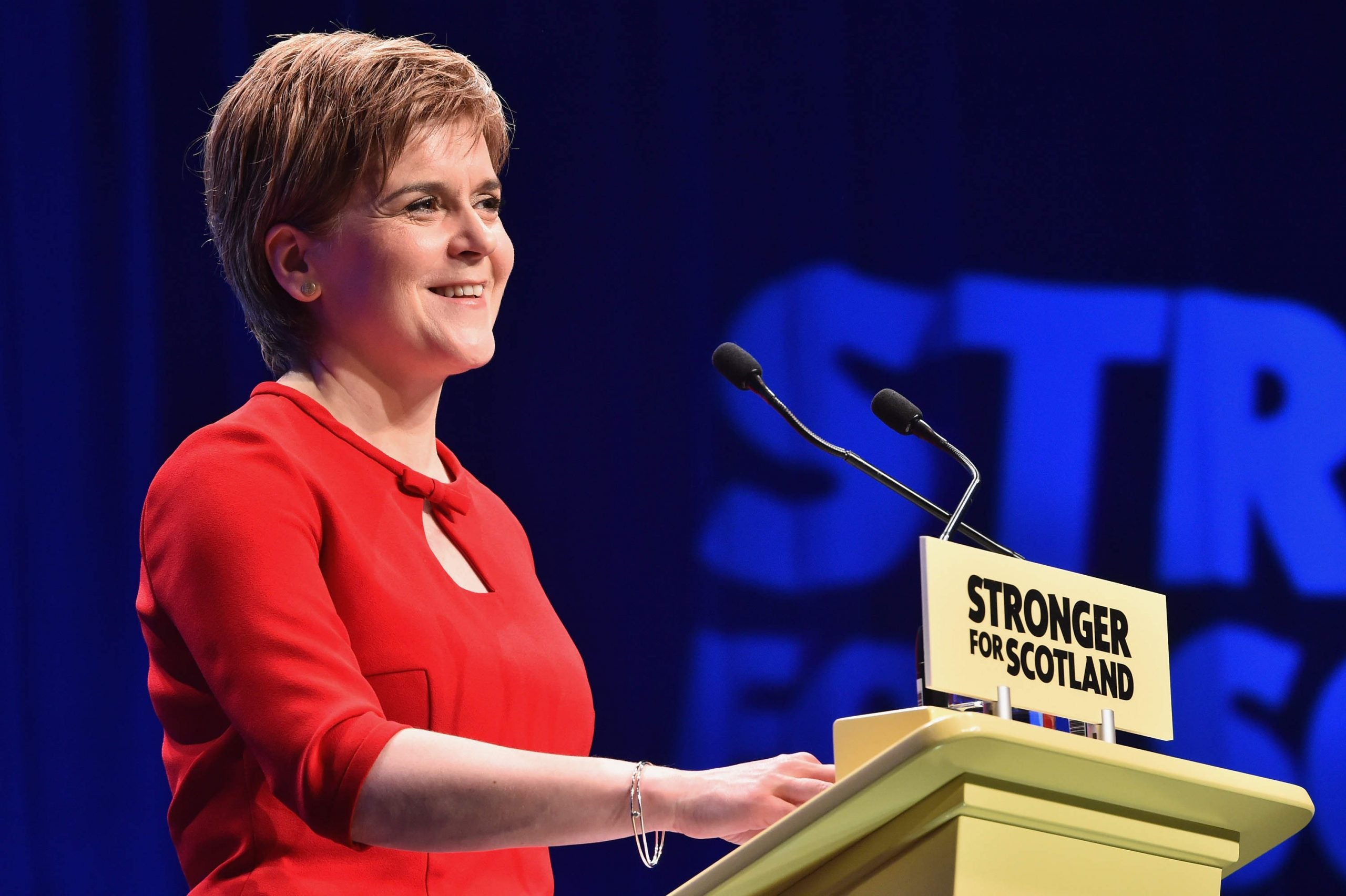 From Tartan to Teflon: Nicola Sturgeon's one-year anniversary as First Minister