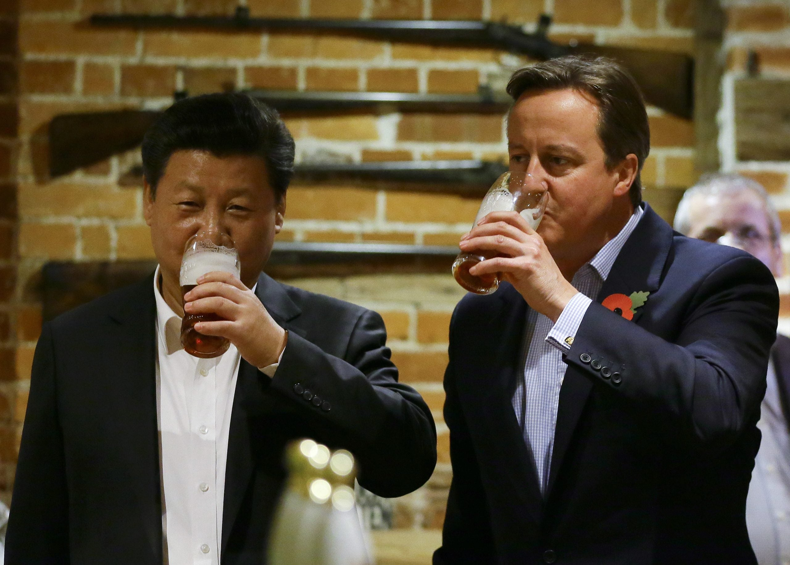 We are living in a world made by Xi Jinping – and Britain is desperate to find its place in it