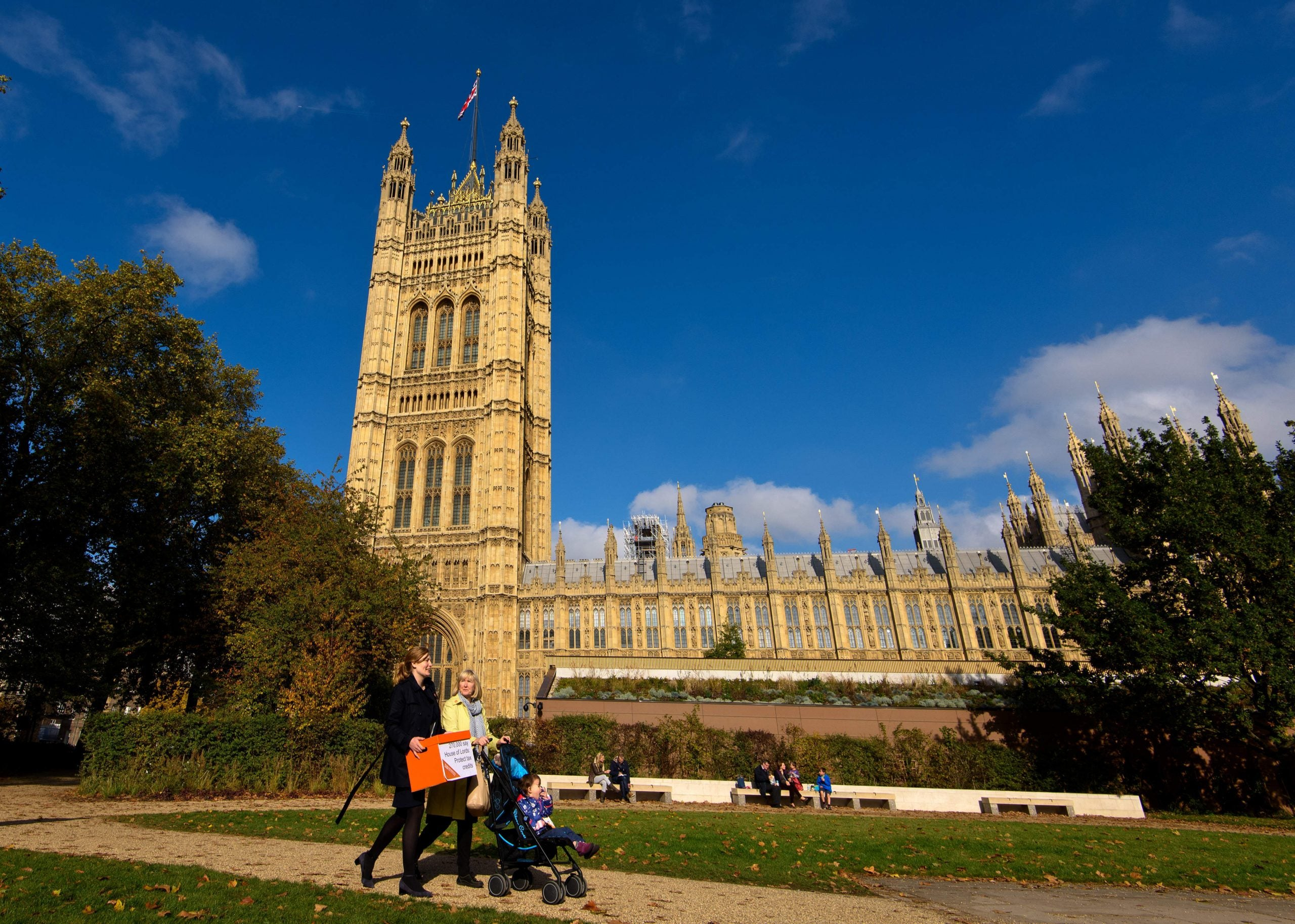 We need to do much more to make the Houses of Parliament a 21st century employer