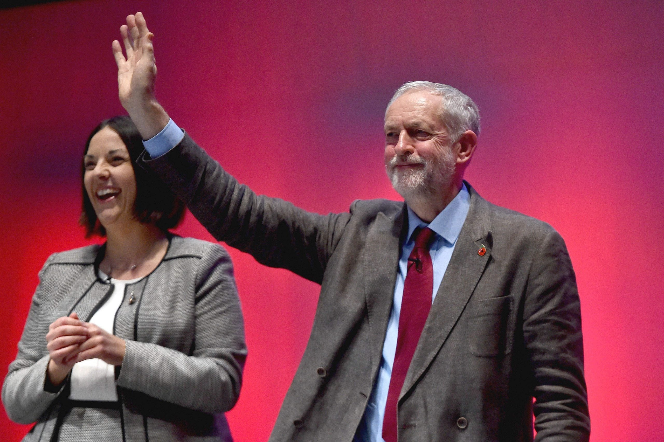 """Jeremy Corbyn offers """"the sunshine of socialism"""" but will Scotland warm to it?"""
