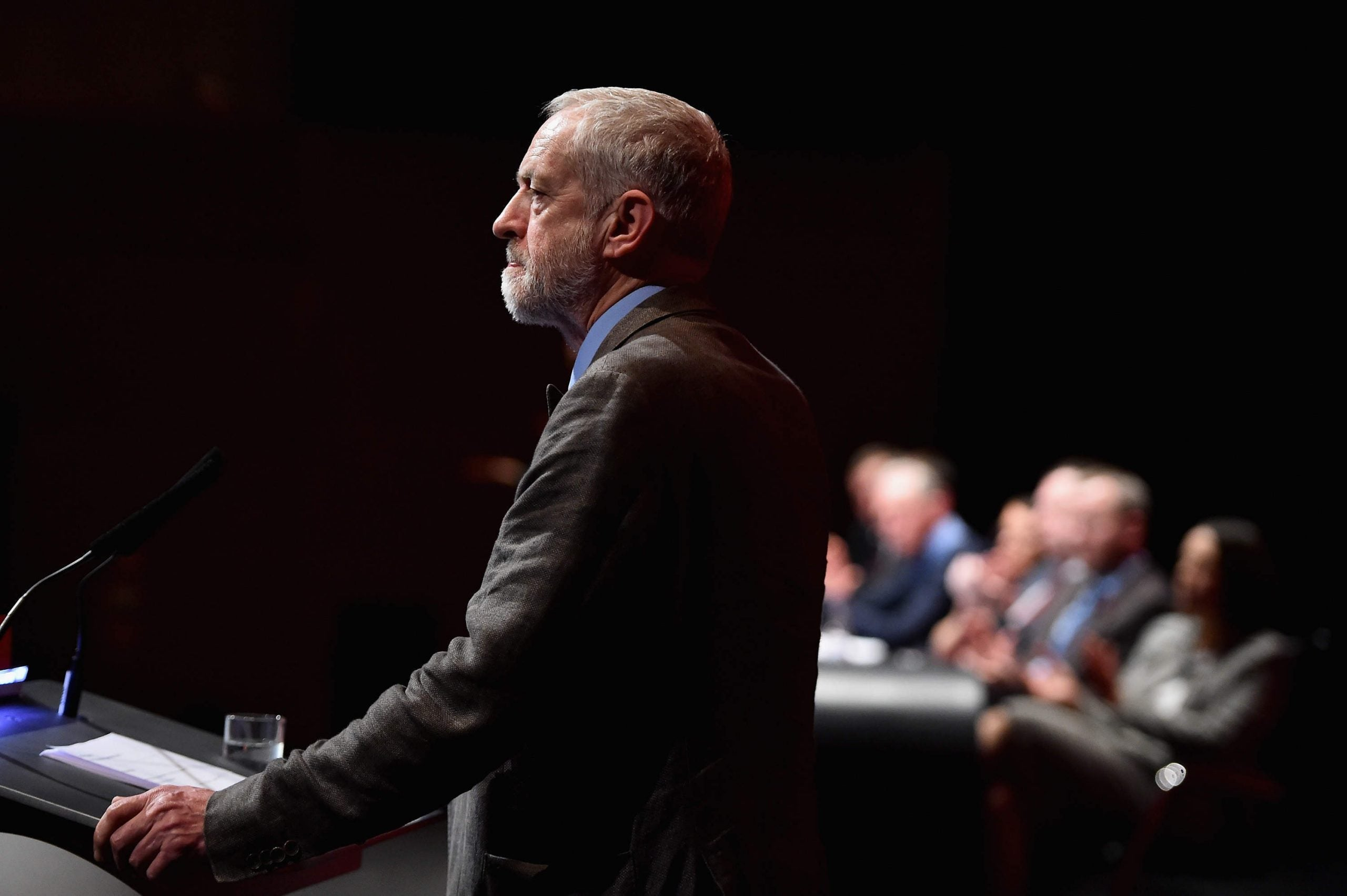 Forget the books. Jeremy Corbyn is without historical precedent