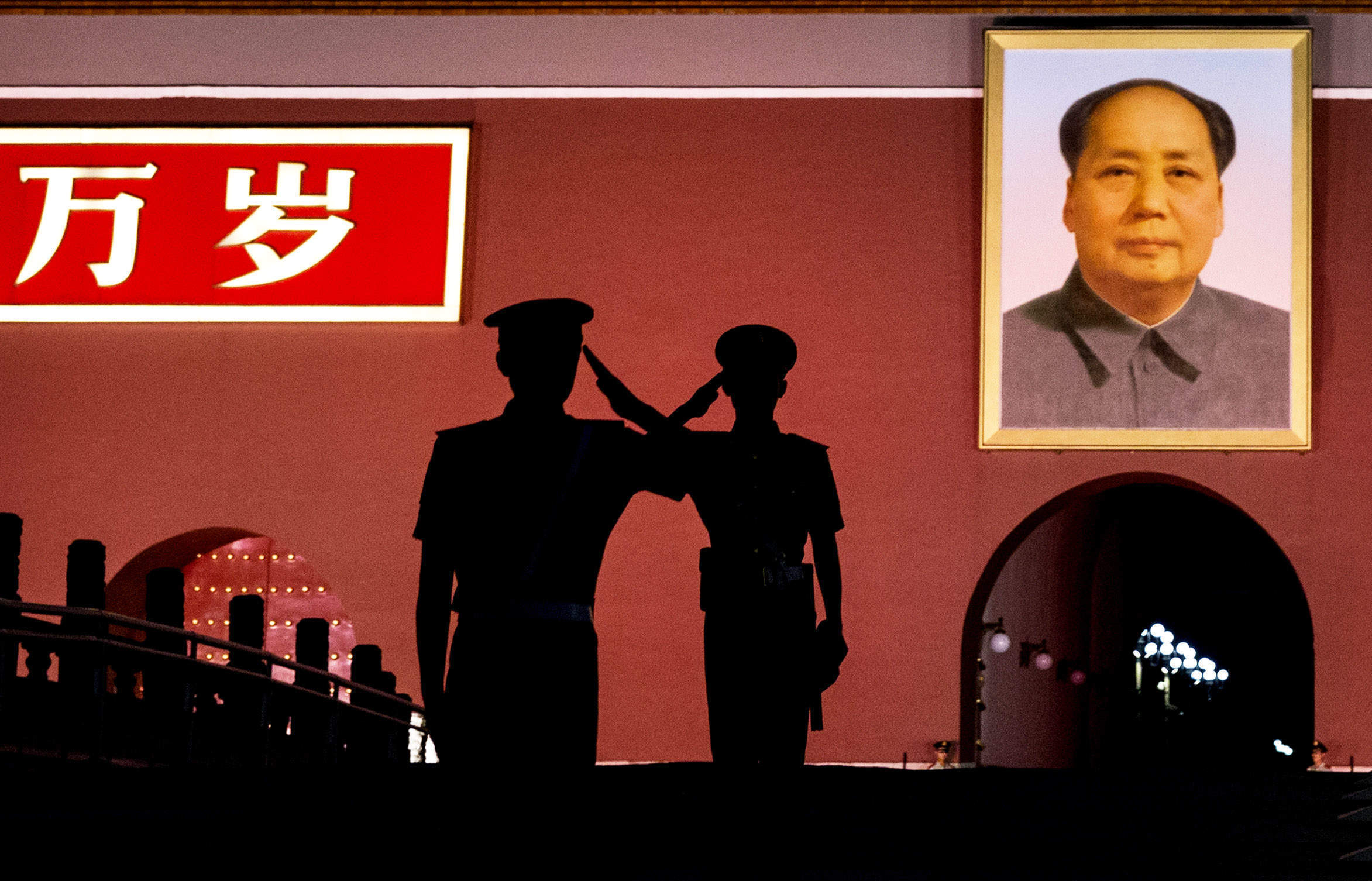 As we reach the 50th anniversary of China's Cultural Revolution, are we seeing echoes of Mao?