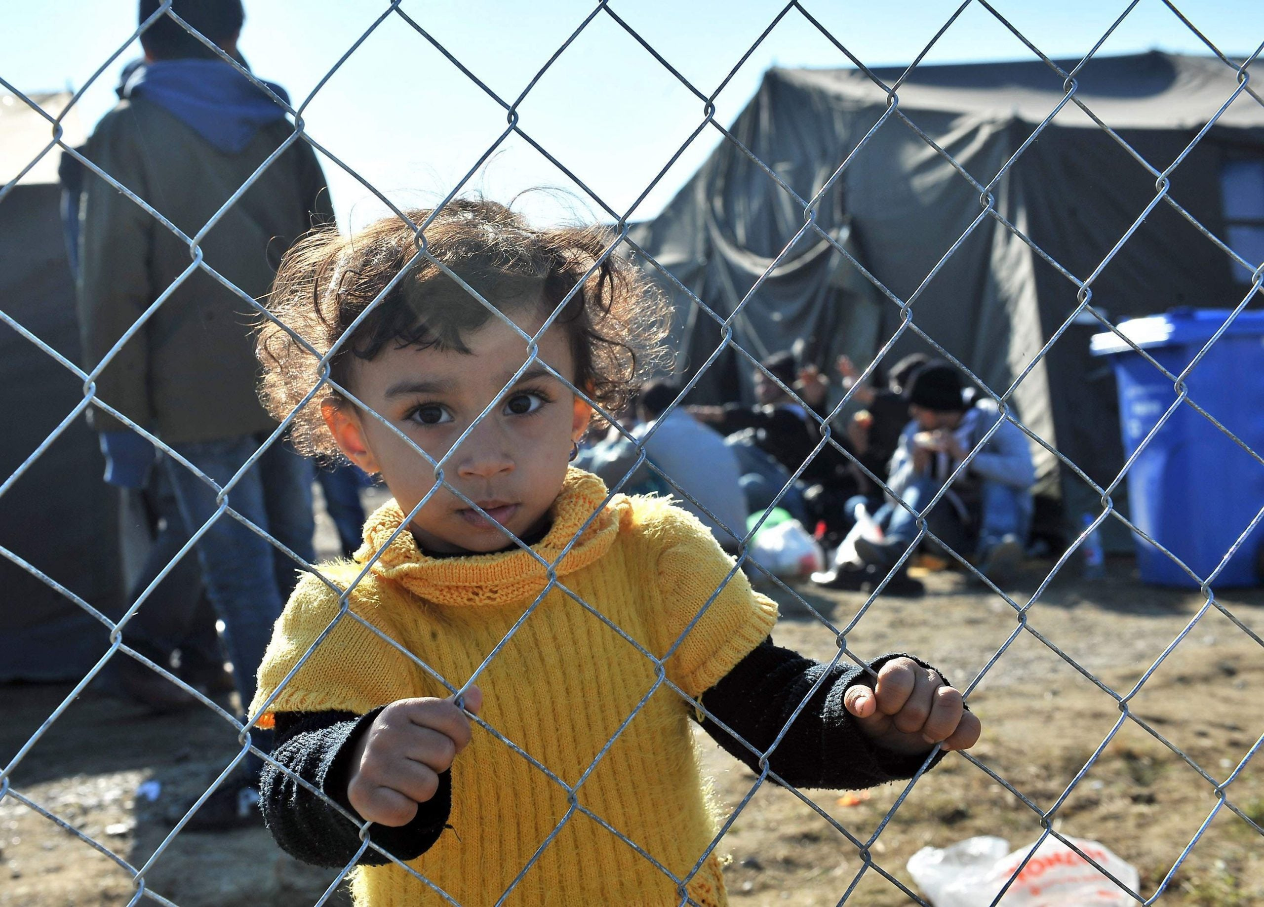 Enough handwringing - here's something that could actually be done to help Europe's refugees