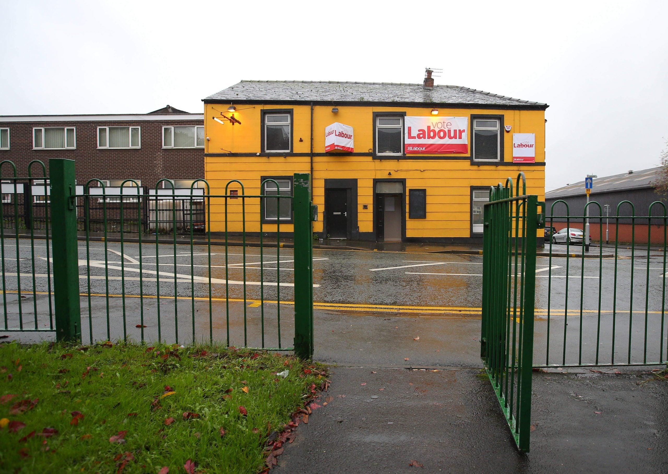 Why Oldham West could be just the start of Labour's worries