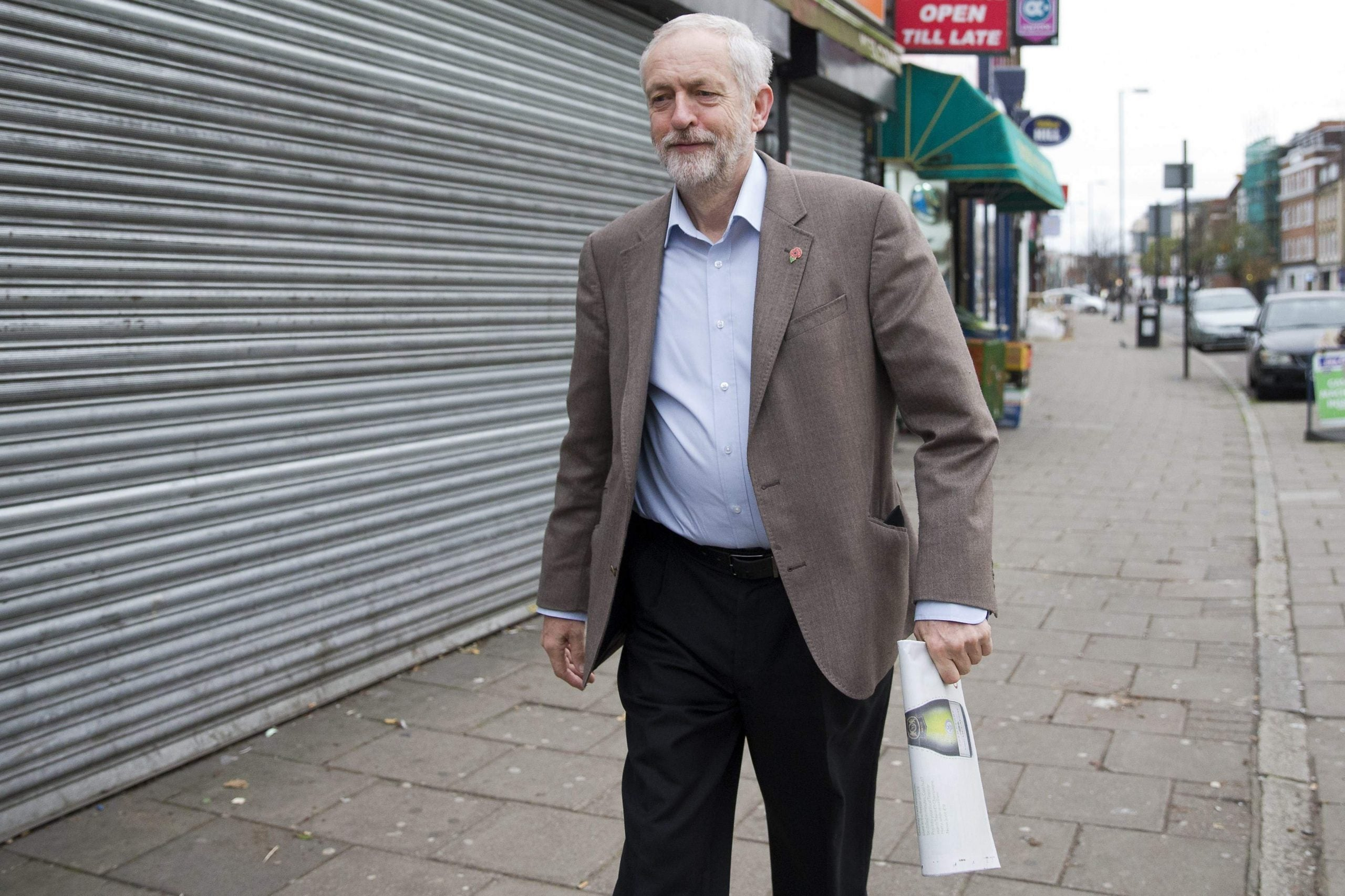 Labour's task in May: move forwards