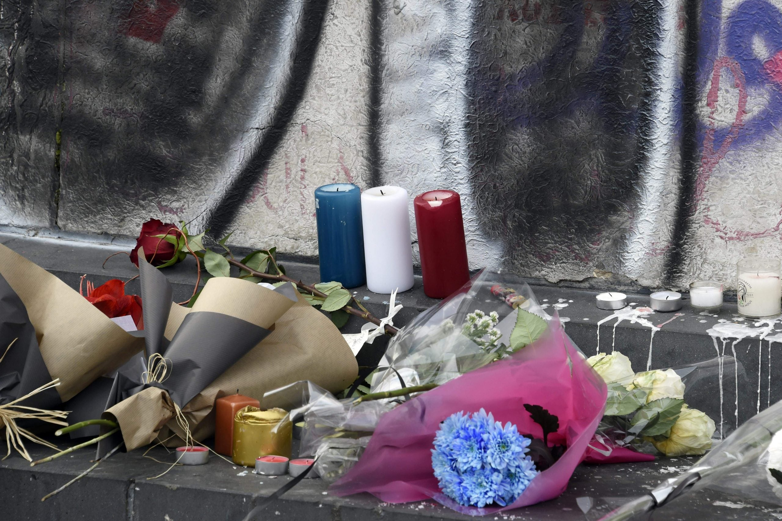 Paris was built to meet the needs of a police state. Floral tributes to the city's dead tell a very partial history