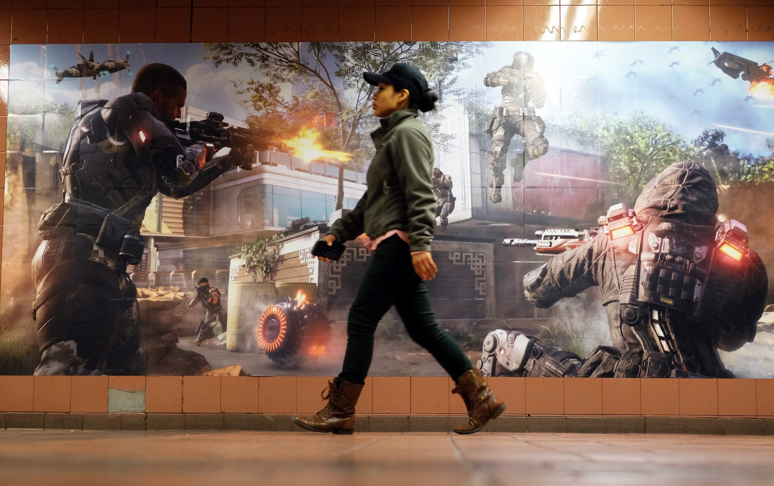 Why game developers are giving up on guns