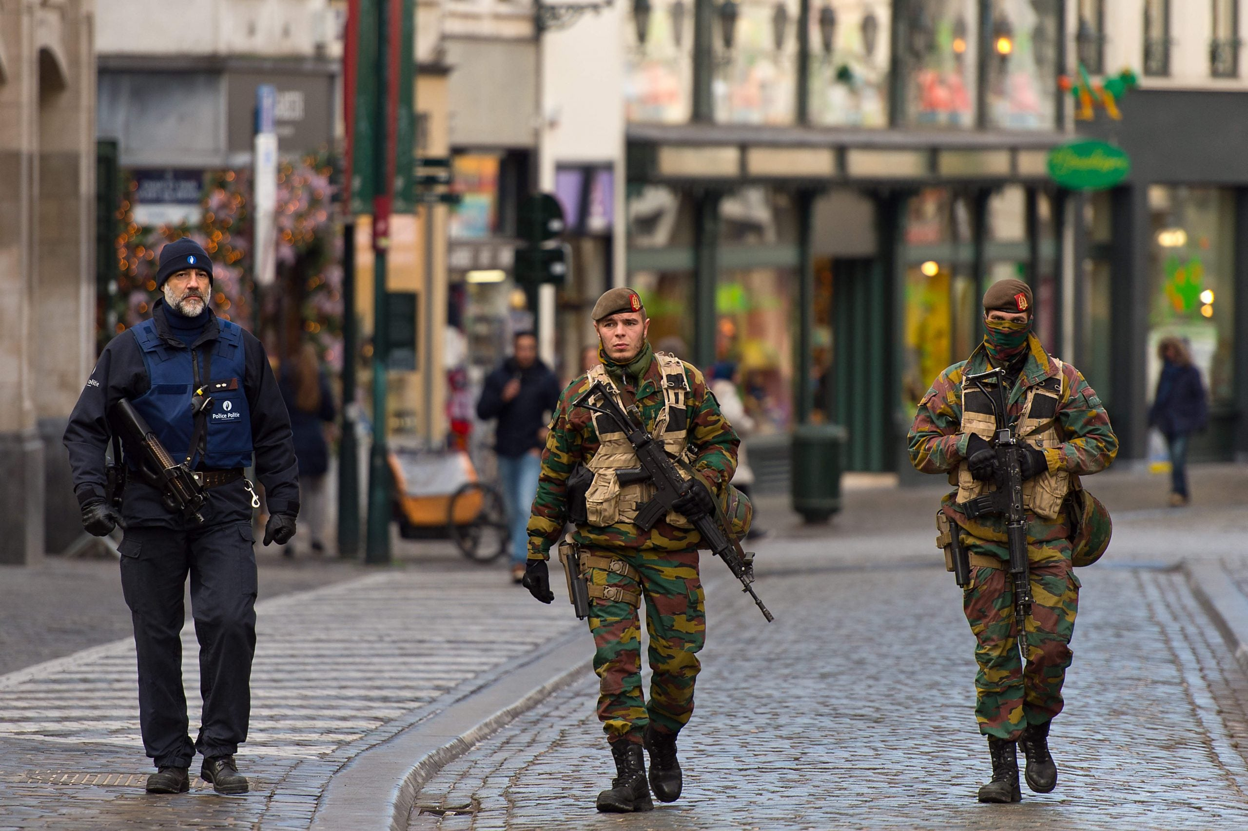 Why divided Brussels is the perfect hideout for jihadists
