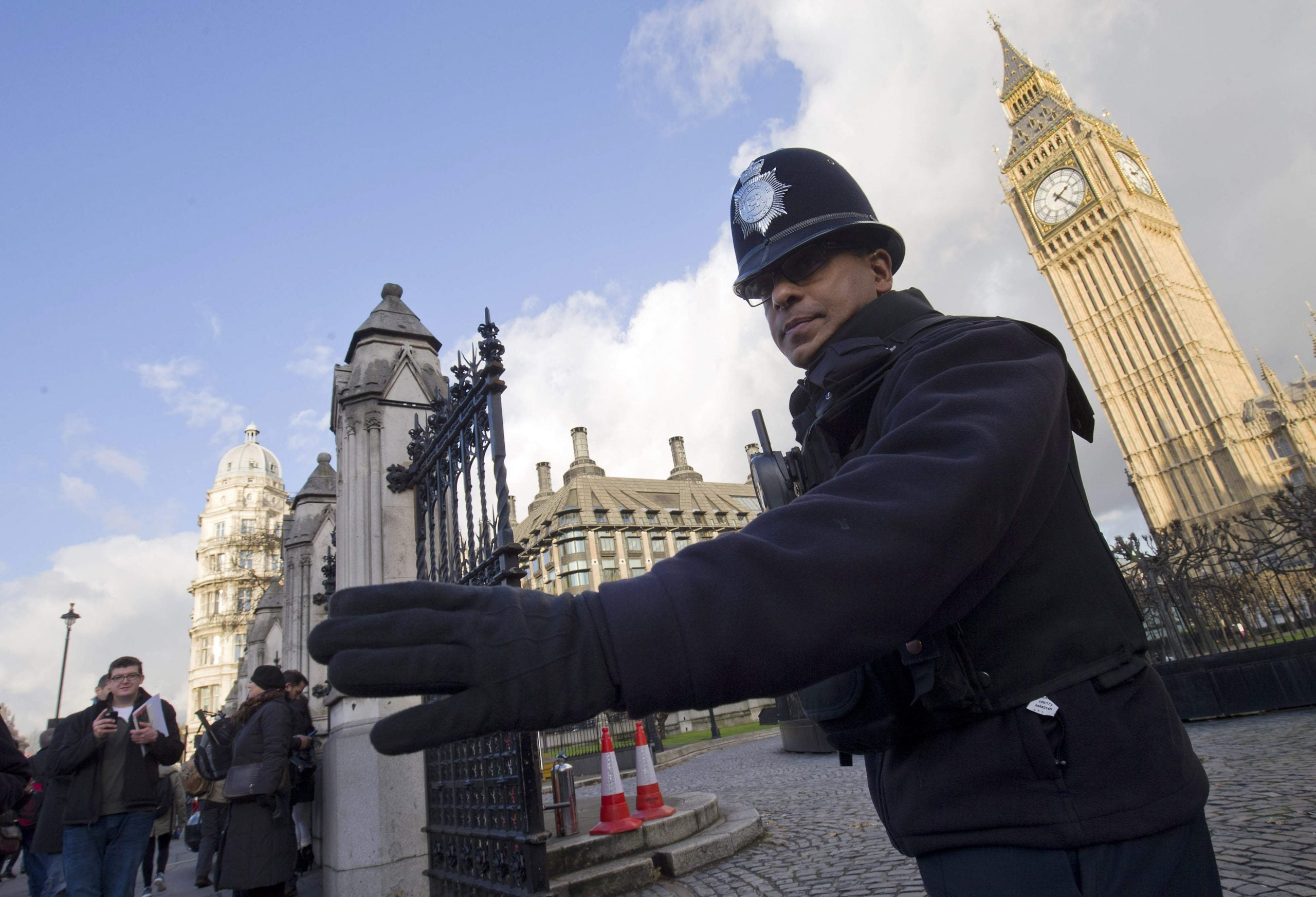 The future of policing is still at risk even after George Osborne's U-Turn