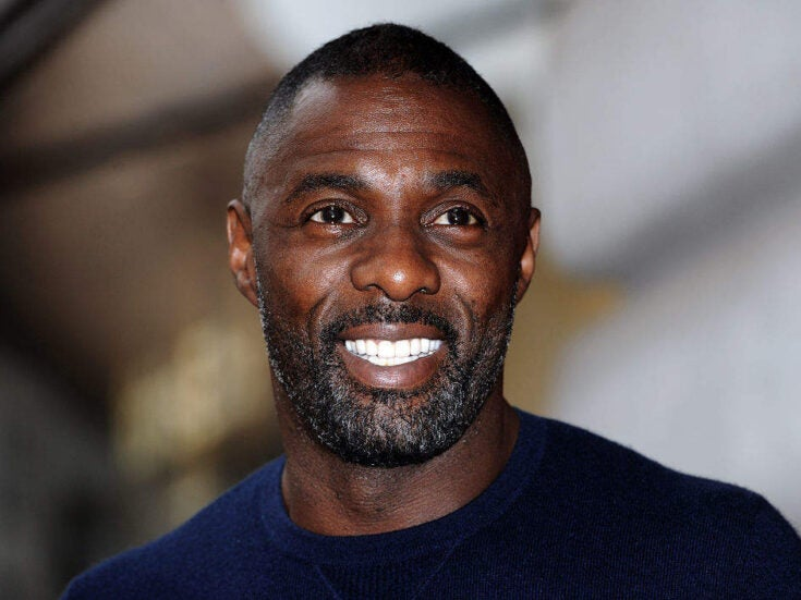 """A woman the same age as Idris Elba would be considered past her """"best before"""" date"""